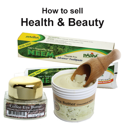how to sell Health & Beauty