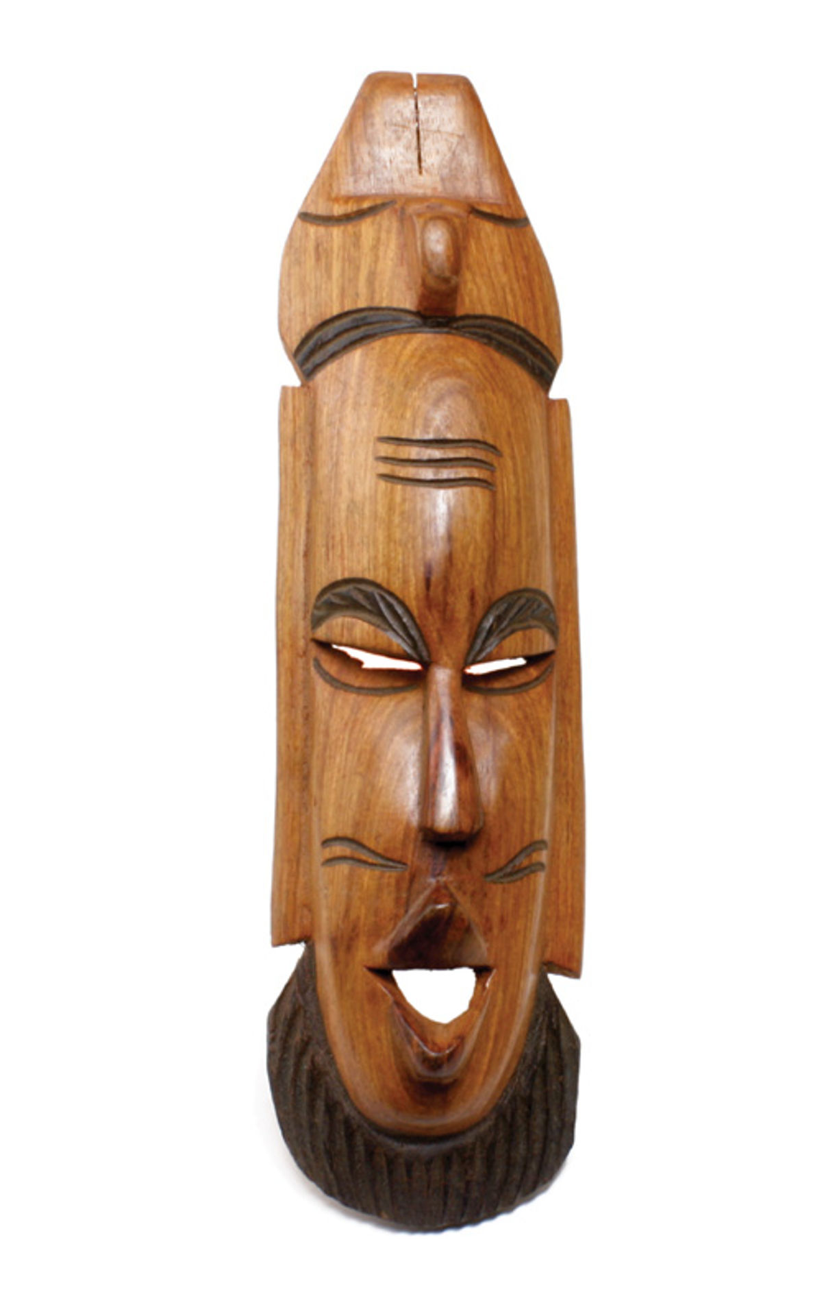 "Picture of Senegalese Mahogany Mask 12""-18"""