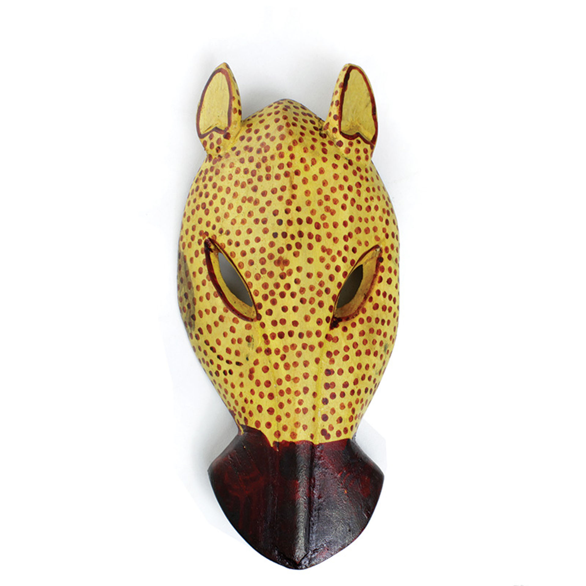 Picture of Cheetah Mask 8""