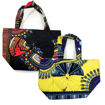 Picture of Traditional Print Beauty-Bow Tote Bag