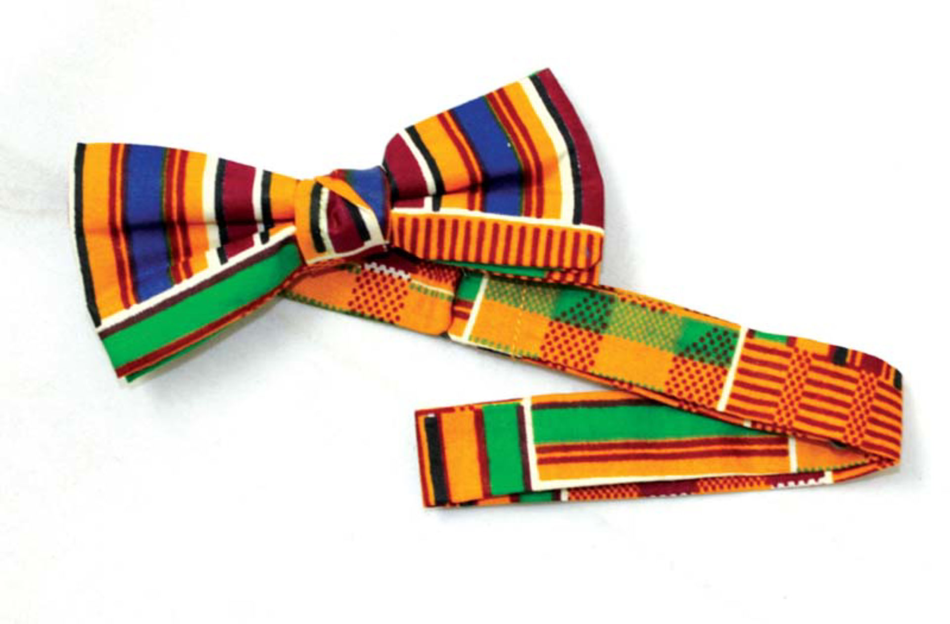 Picture of Kente Bow Tie #1