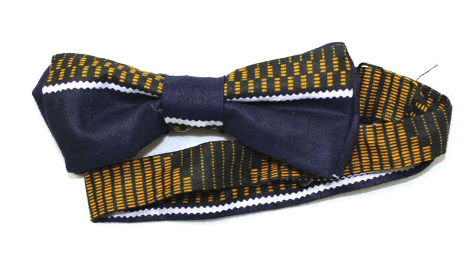 Picture of Kente Bow Tie #4