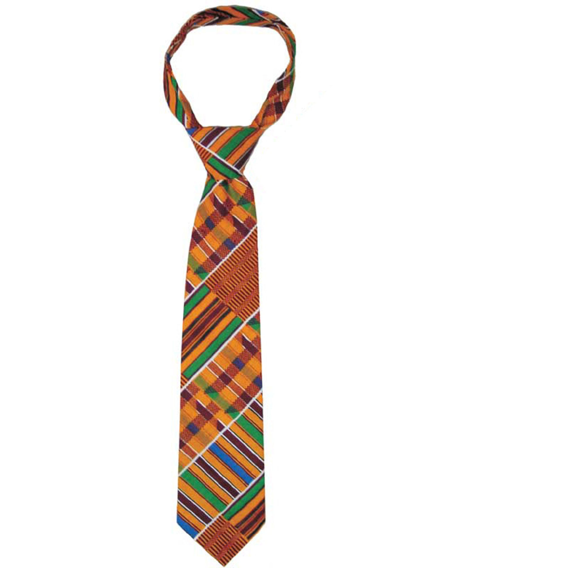 Picture of Kente Tie - Style #1