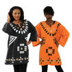 Picture of Heavy Cloth Mud Print Dashiki