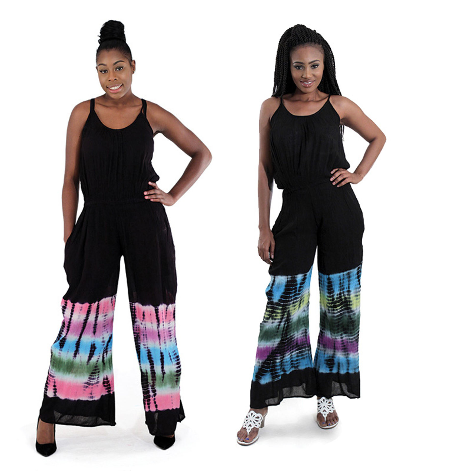 Picture of Tie Dye Jumpsuit