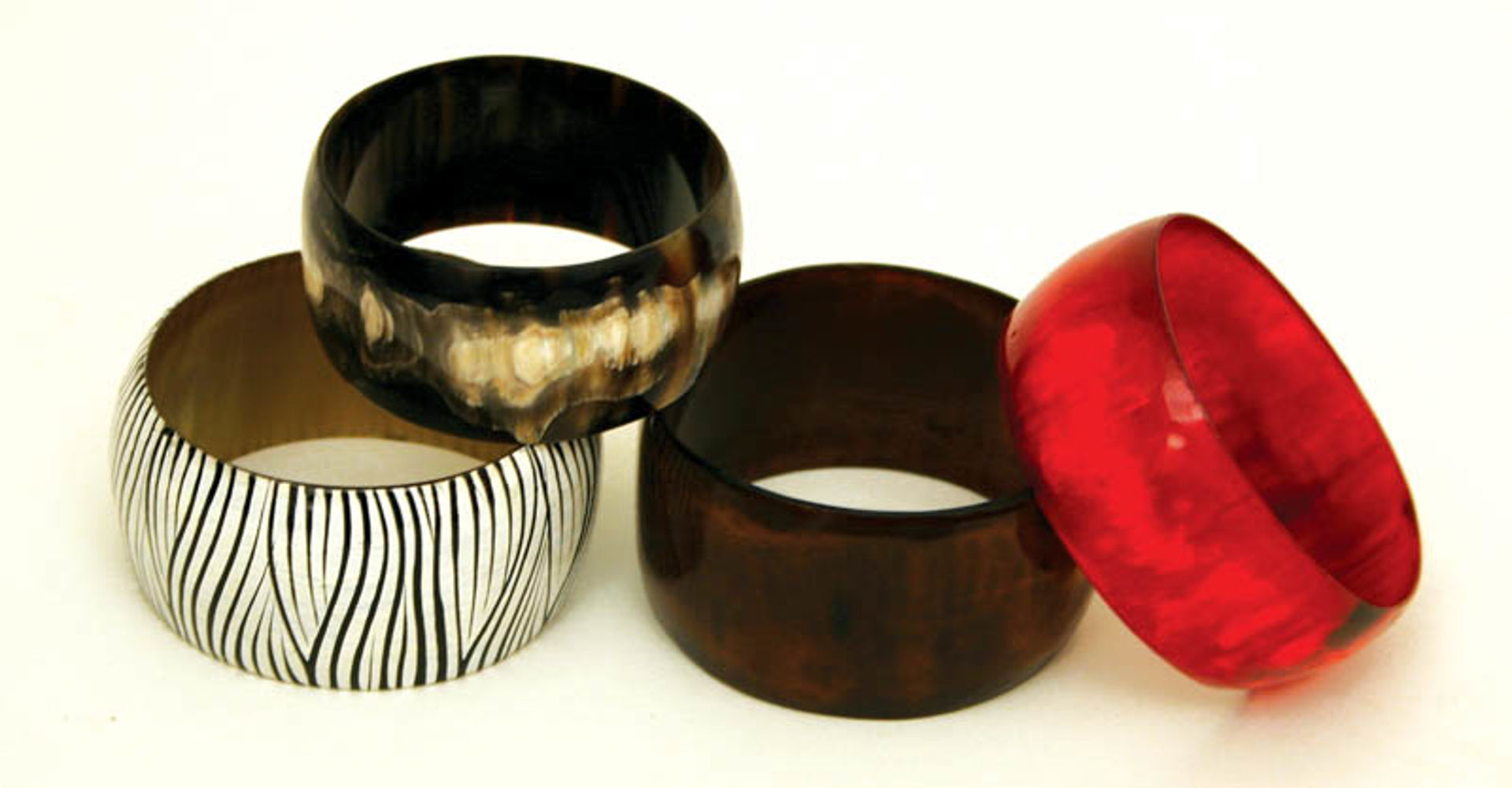 Picture of Cow Horn Bracelet: Assorted Small