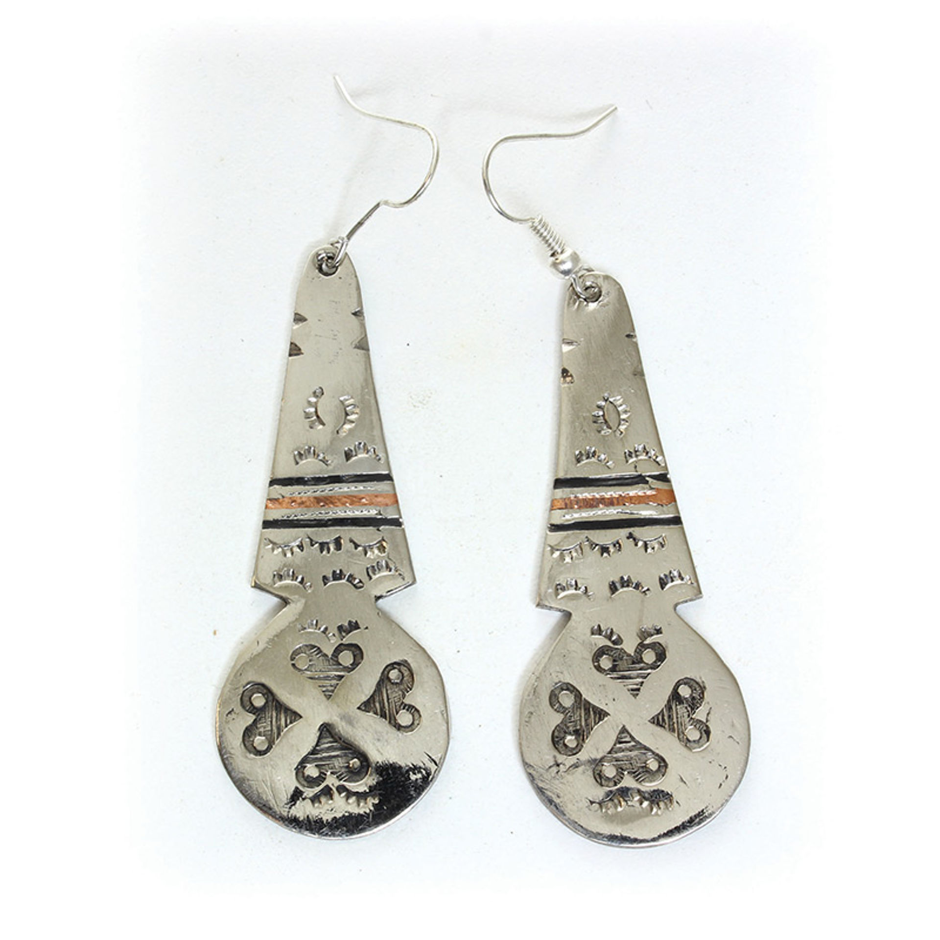 Picture of Tuareg Silver Earrings
