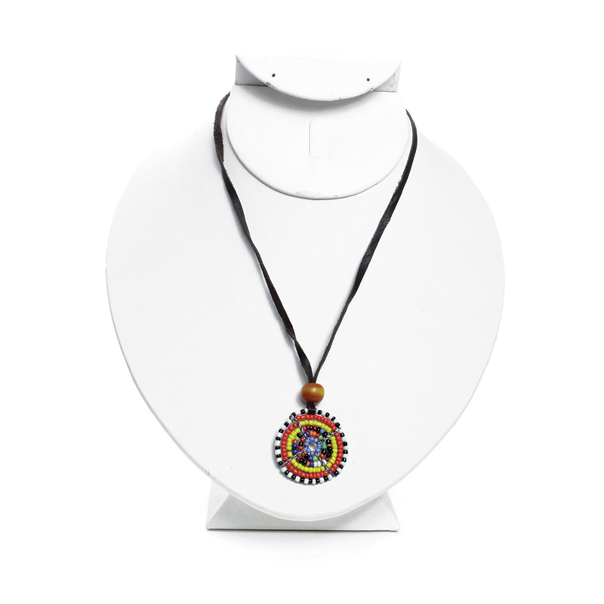 Picture of Maasai Beaded Necklace: Small Circle