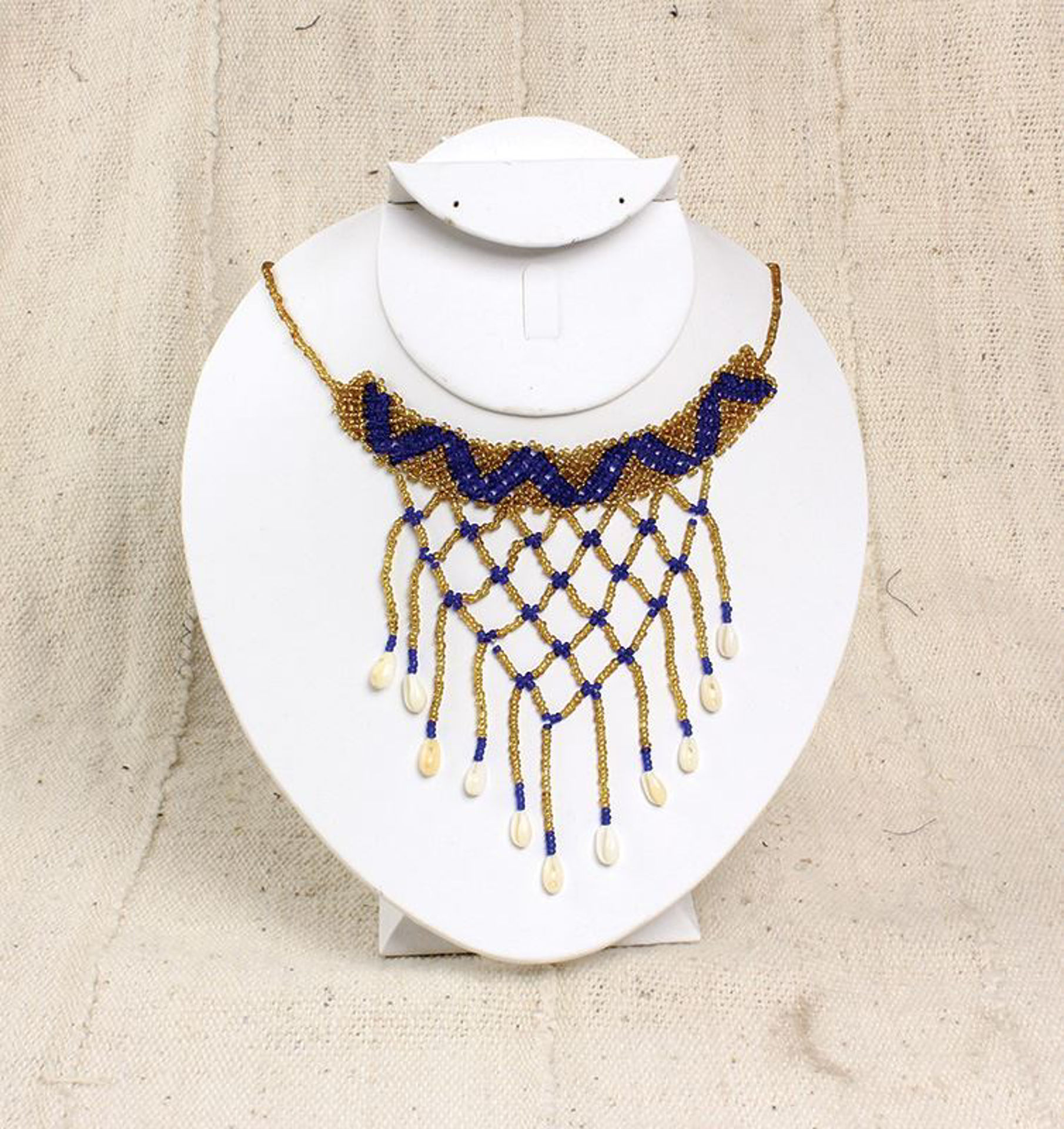 Picture of Maasai Beaded Choker Necklace