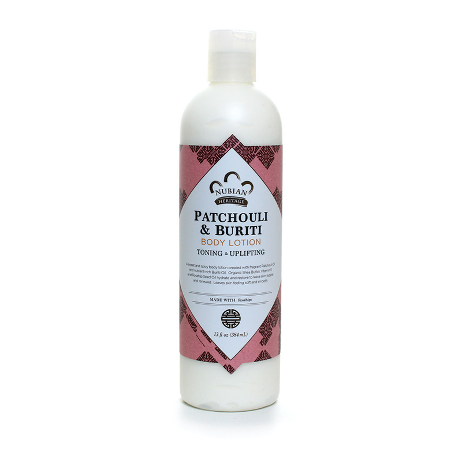 Picture of Patchouli & Buriti Lotion - 13 oz.
