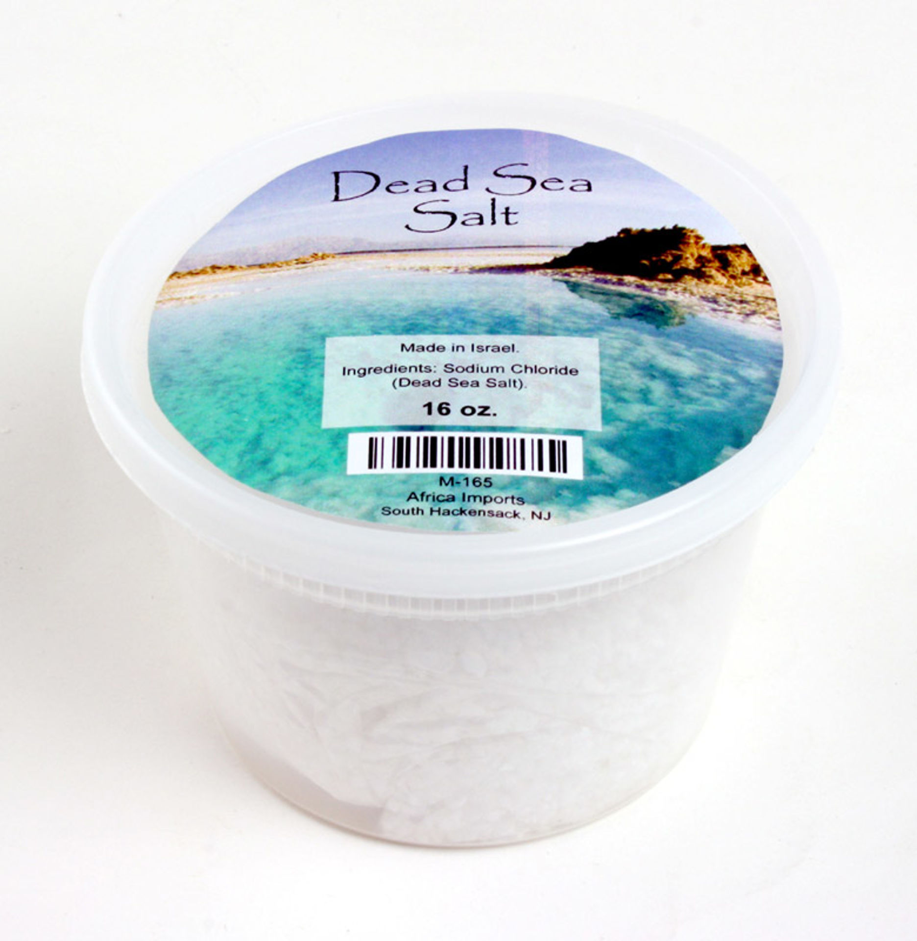 Picture of Dead Sea Bath Salt - 1 Lb.