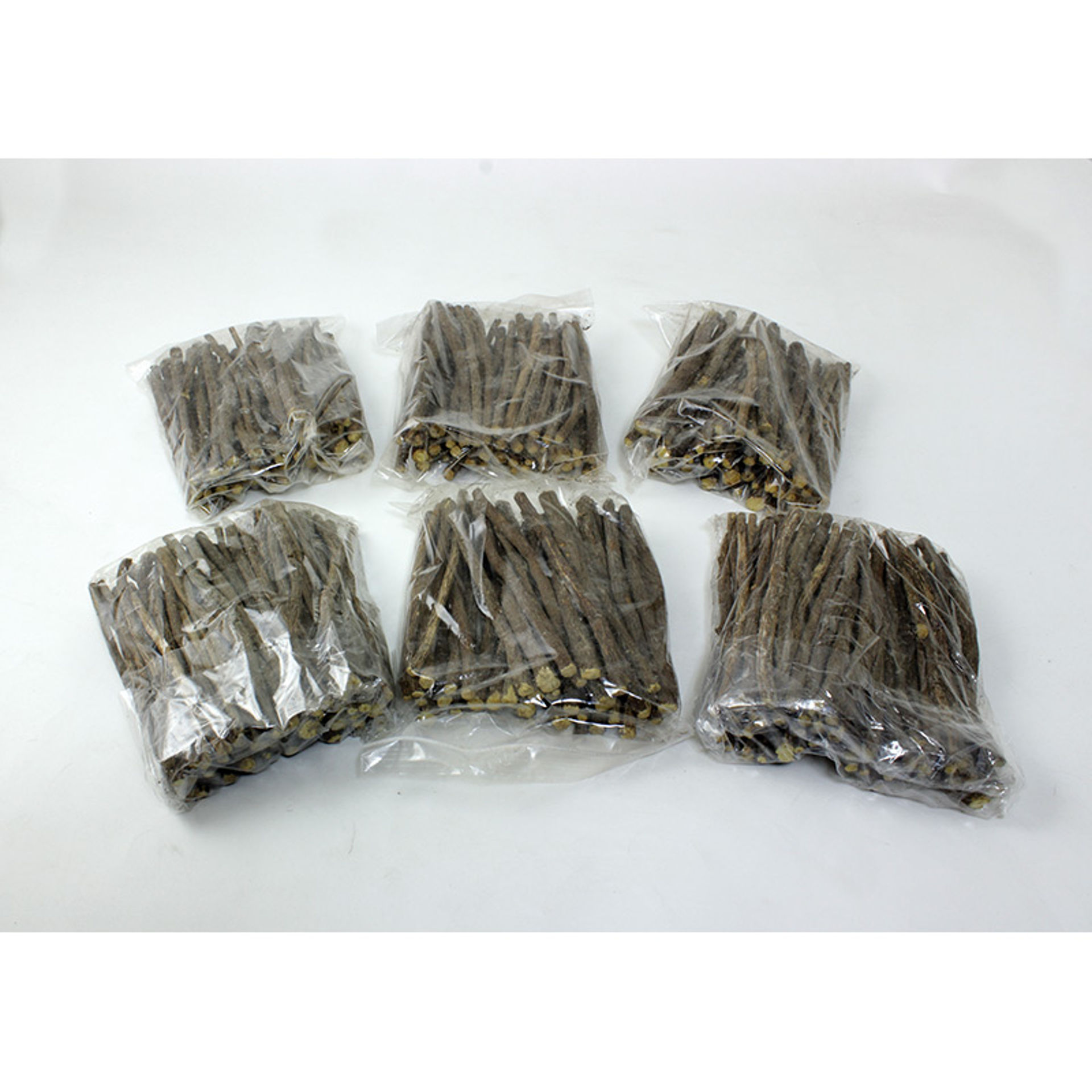 Picture of 6 Bags Of Assorted Chew Sticks