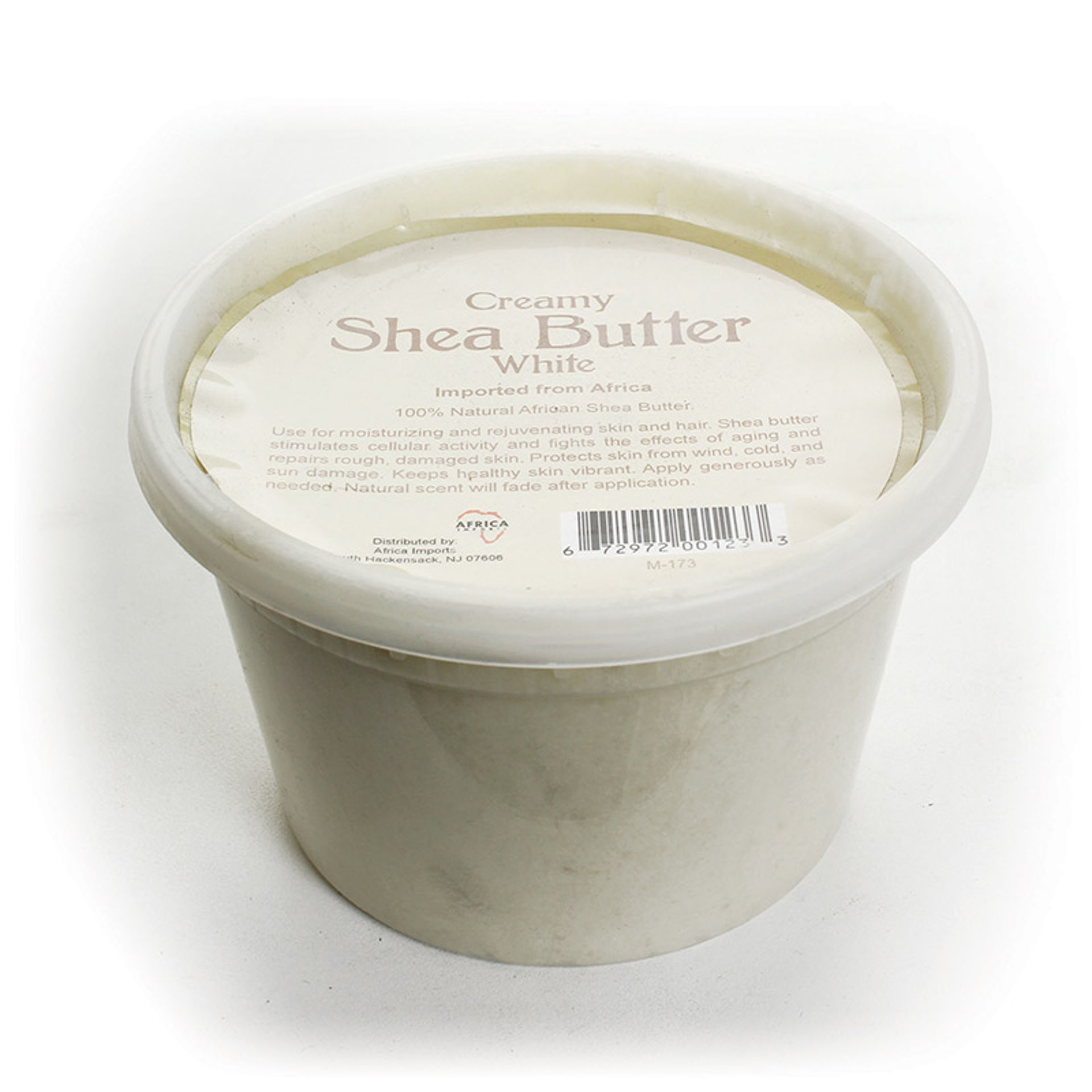 Picture of Creamy African Shea Butter: White 14 oz.