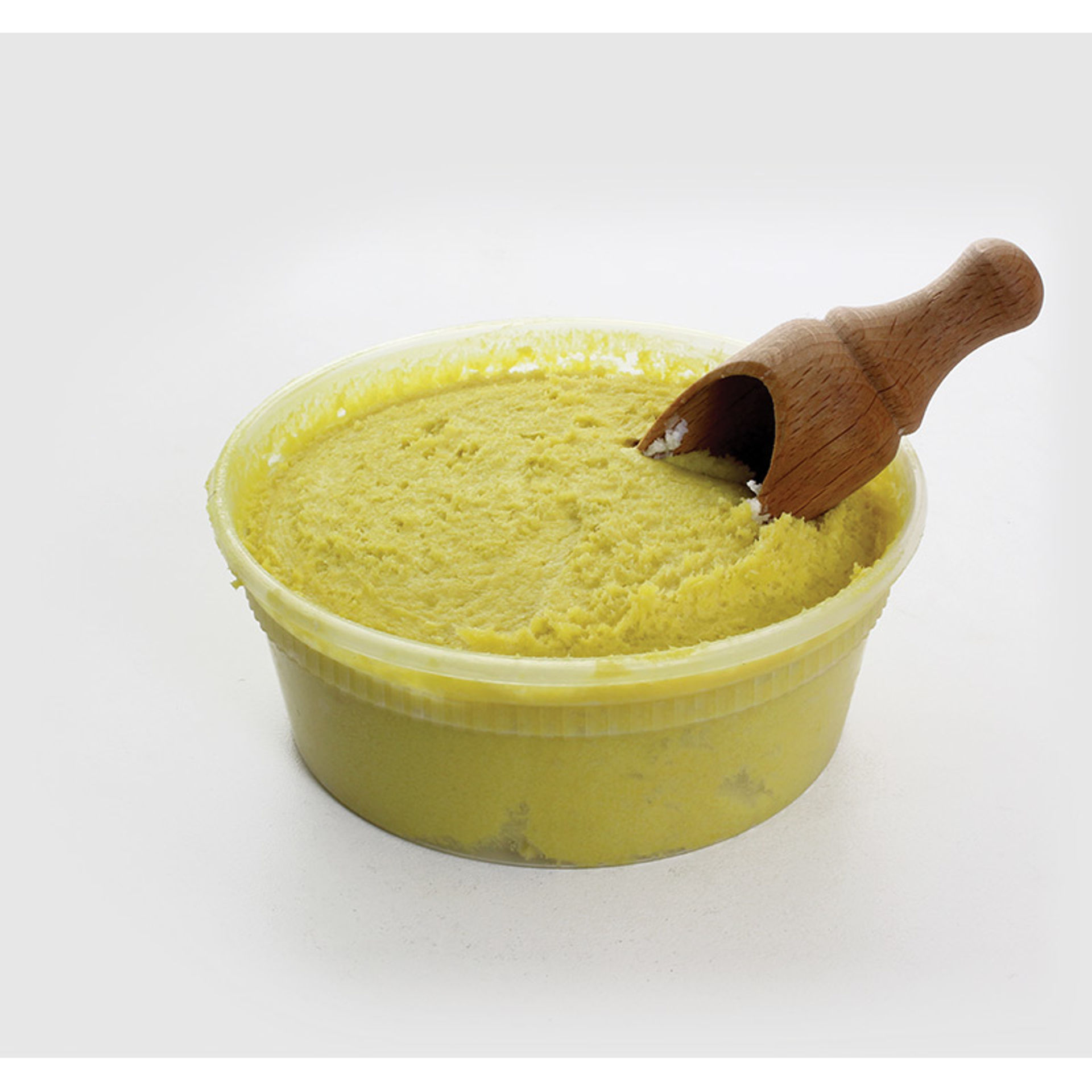 Picture of Creamy African Shea Butter: Yellow 7 oz.