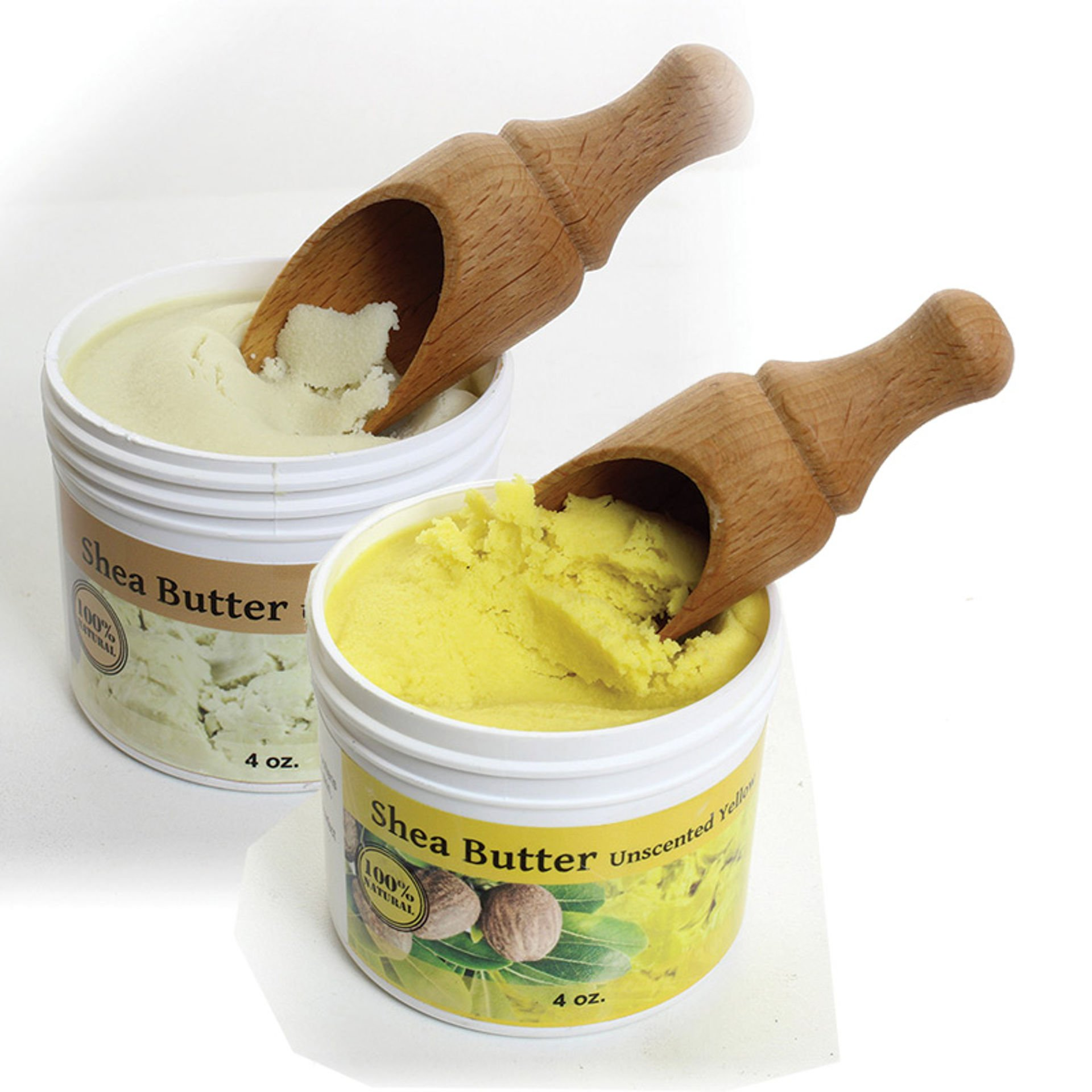Picture of Shea Butter: 4 oz.