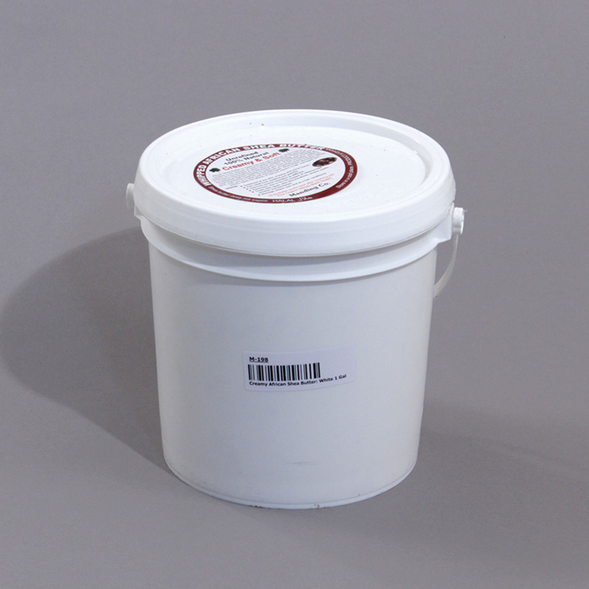 Picture of Creamy African Shea Butter: White 1 Gal