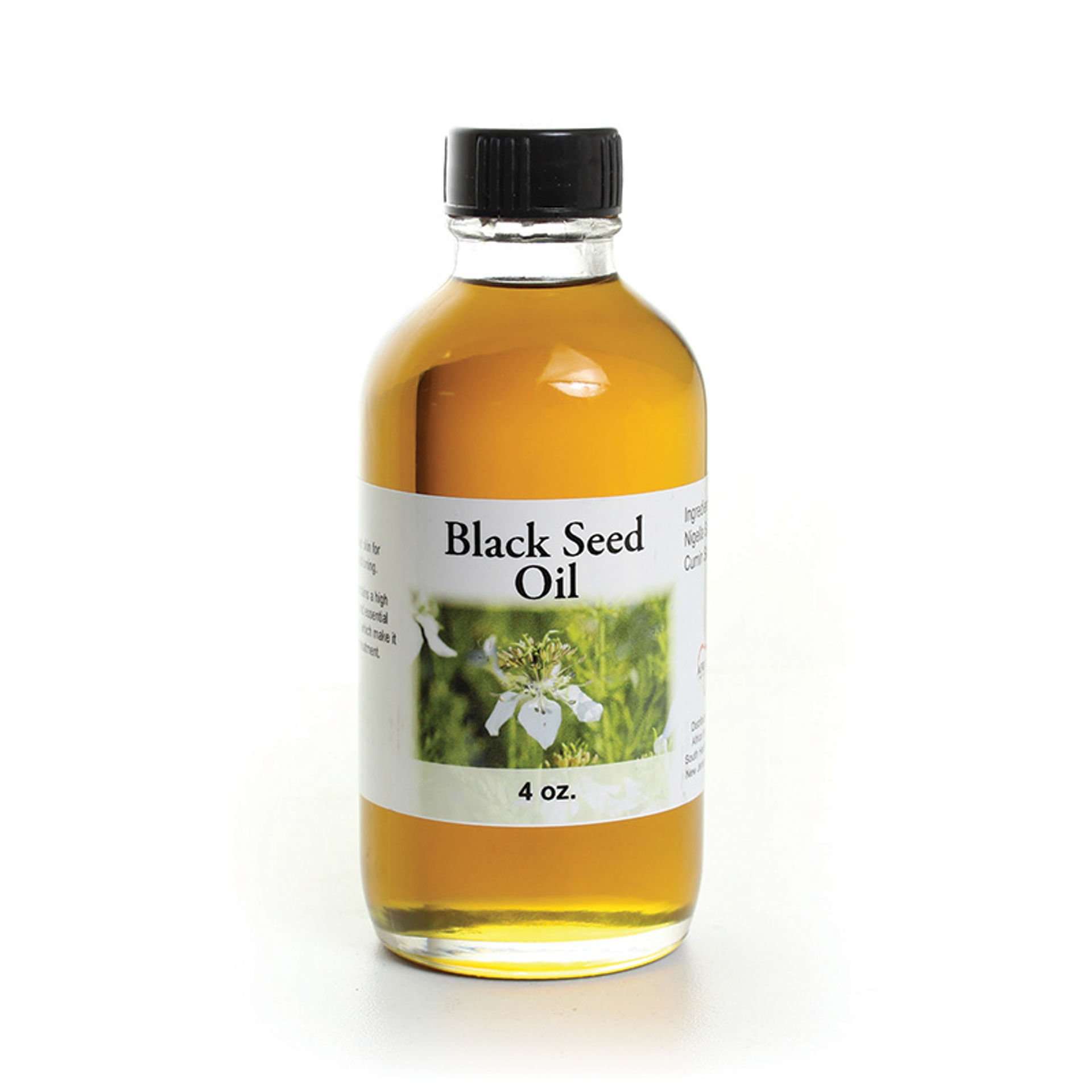 Picture of Black Seed Oil (Organic) - 4 oz.