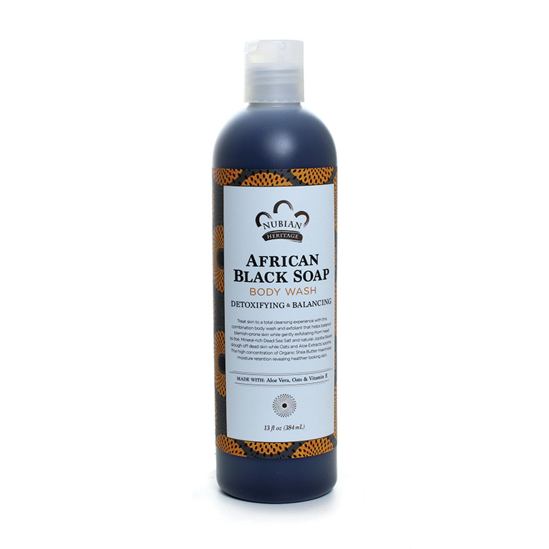 Picture of African Black Soap Body Wash - 13 oz.