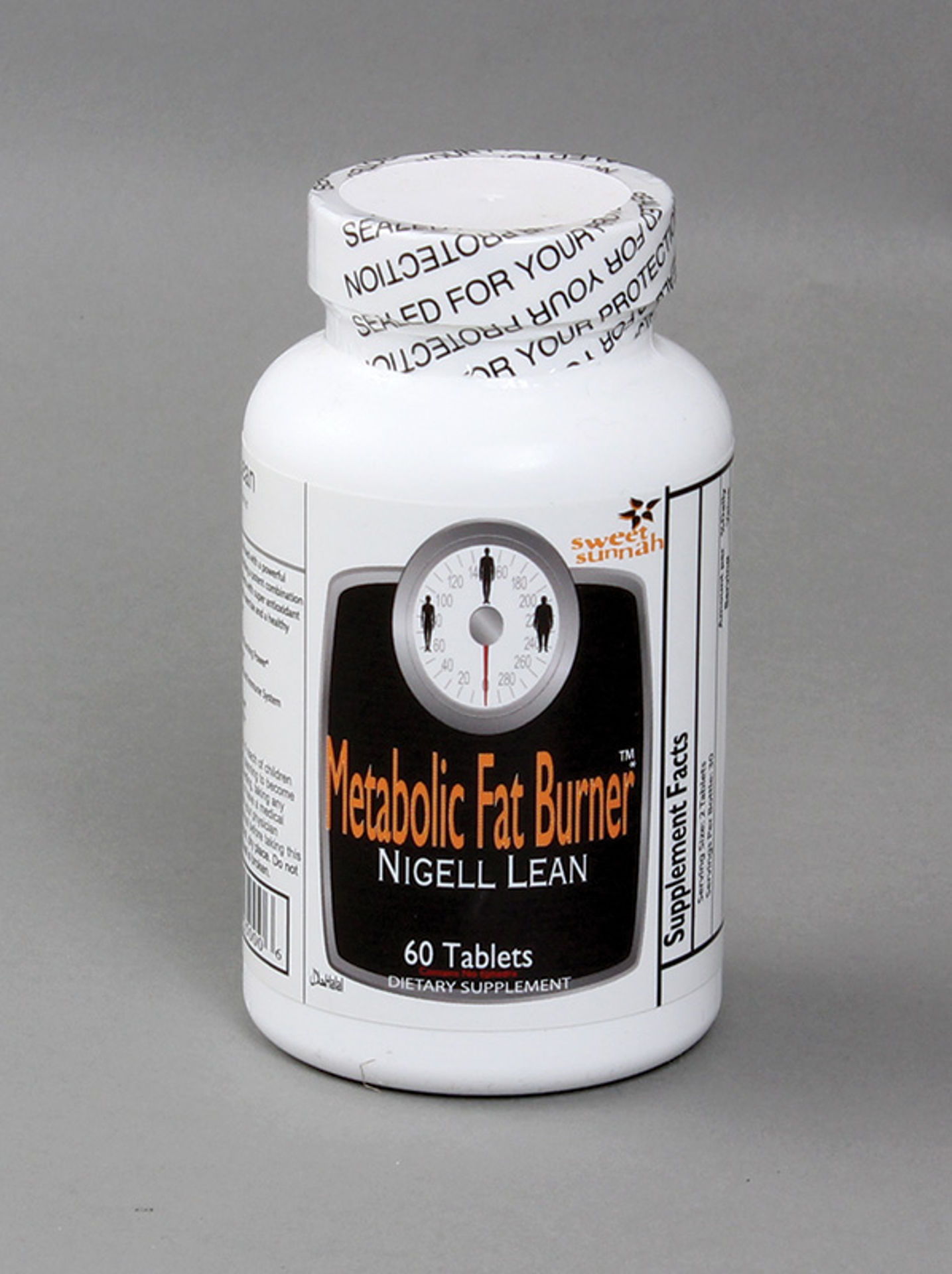 Picture of Nigell Lean: Metabolic Fat Burner (60)