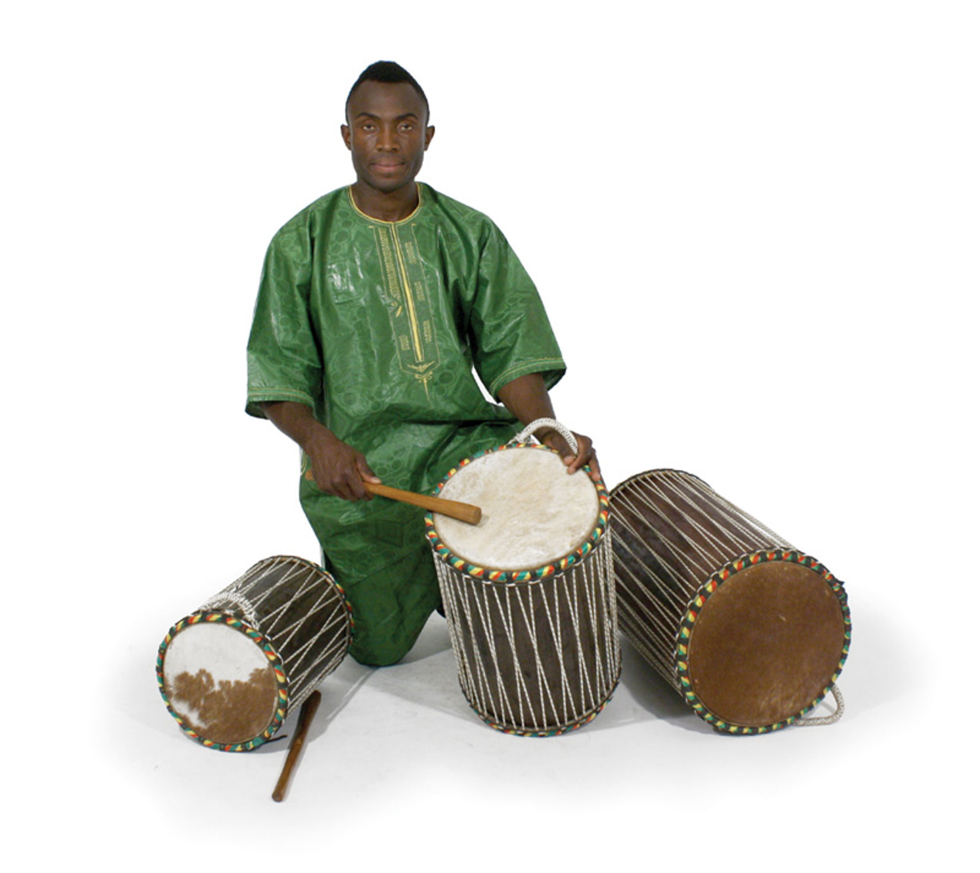 Picture of Dundun Drums - Set Of 3