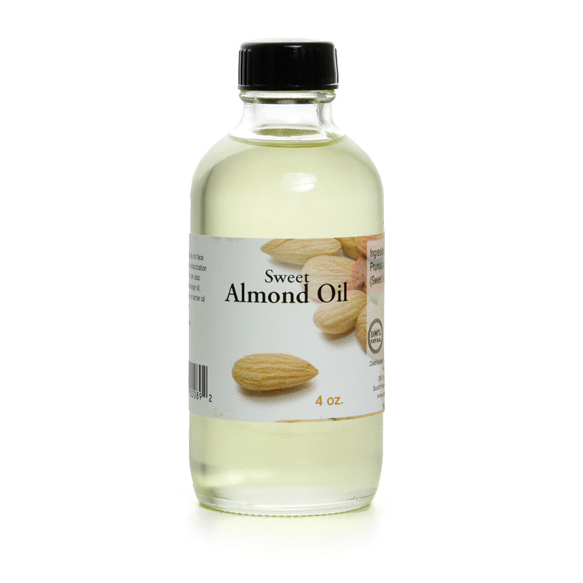 Picture of Sweet Almond Oil - 4 oz.