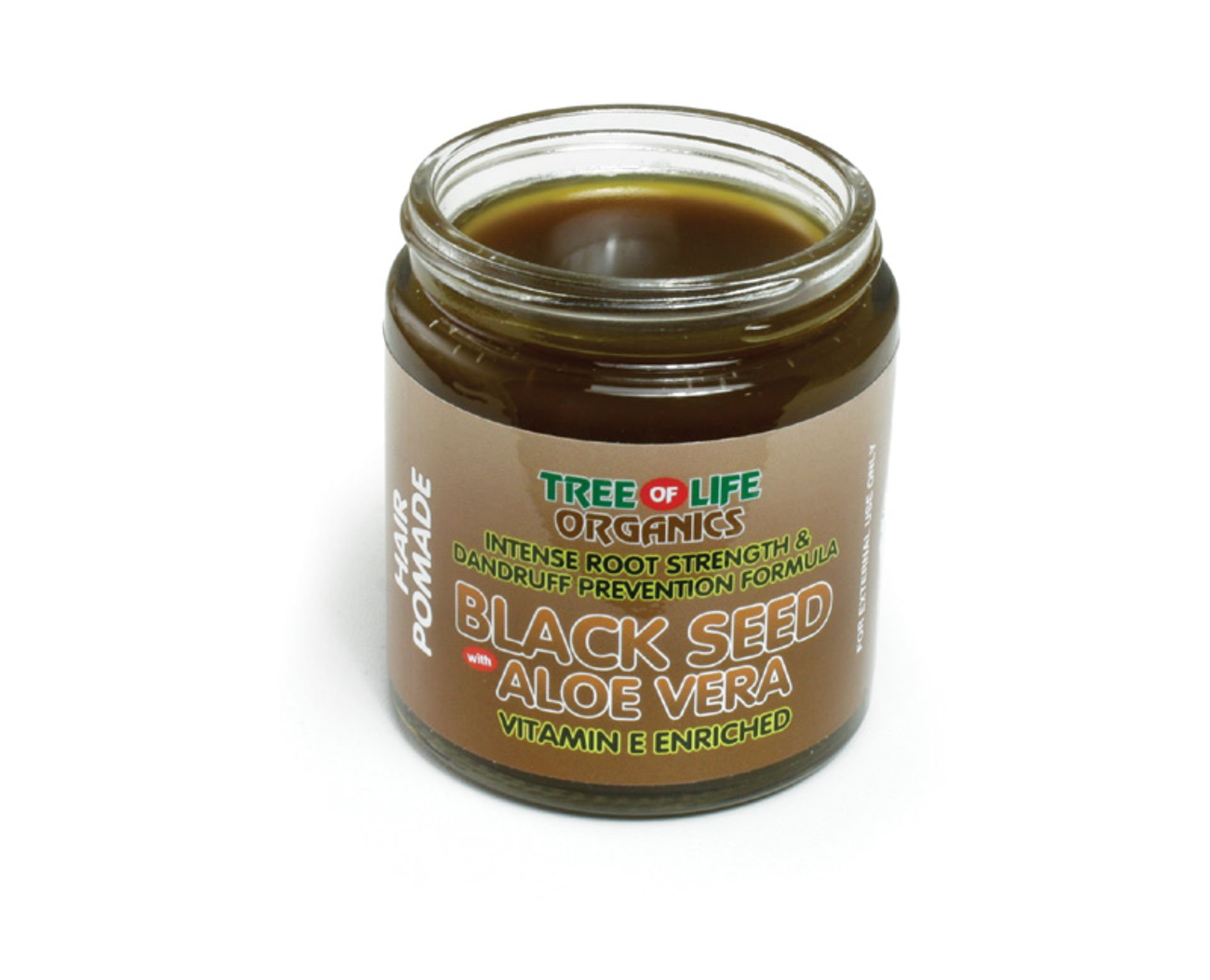 Picture of Black Seed & Aloe Vera Hair Pomade