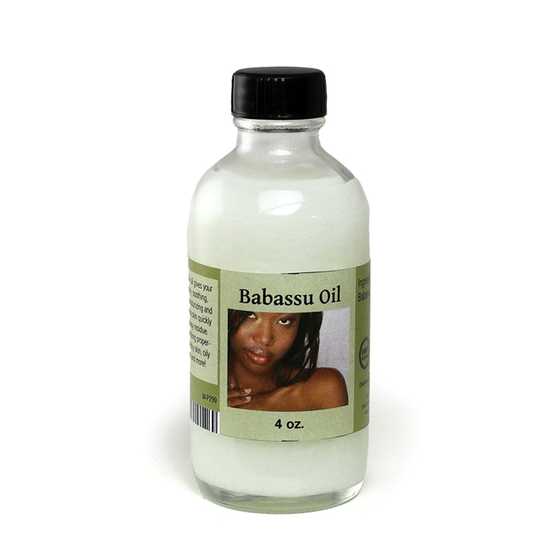 Picture of Babassu Oil (Organic) - 4 oz.