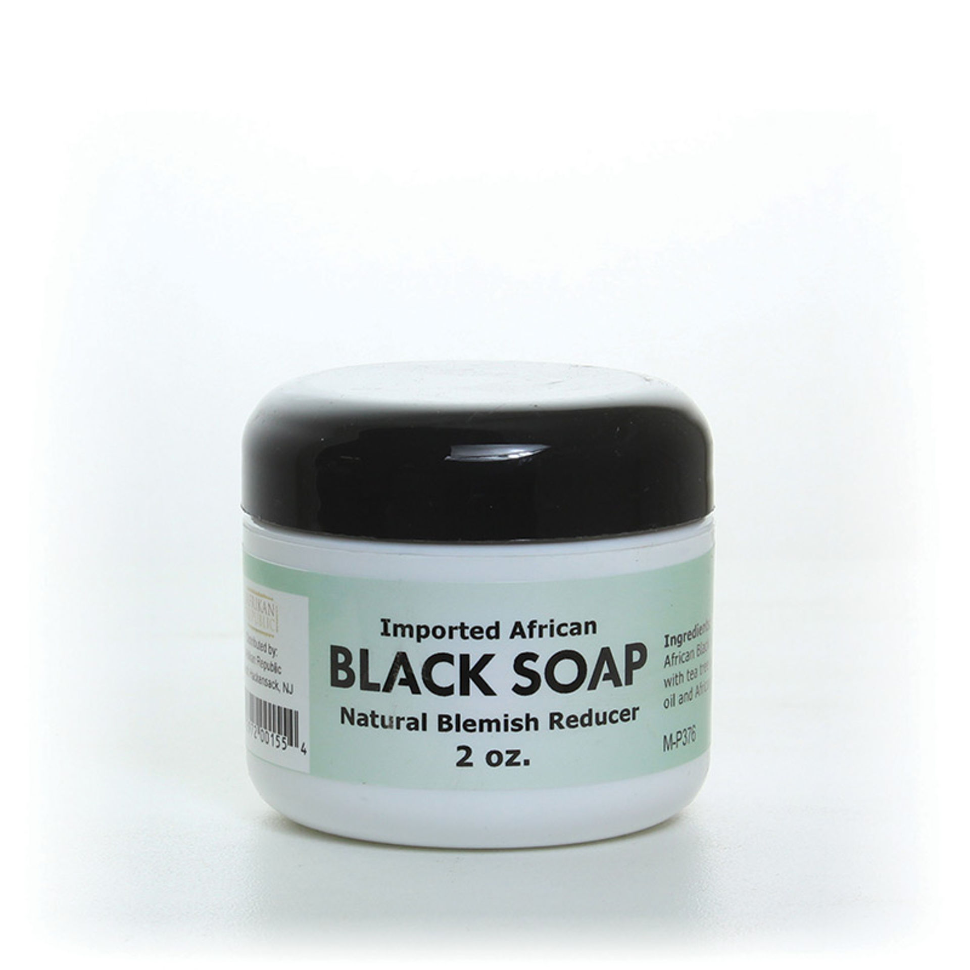 Picture of Black Soap - Natural Blemish Remover
