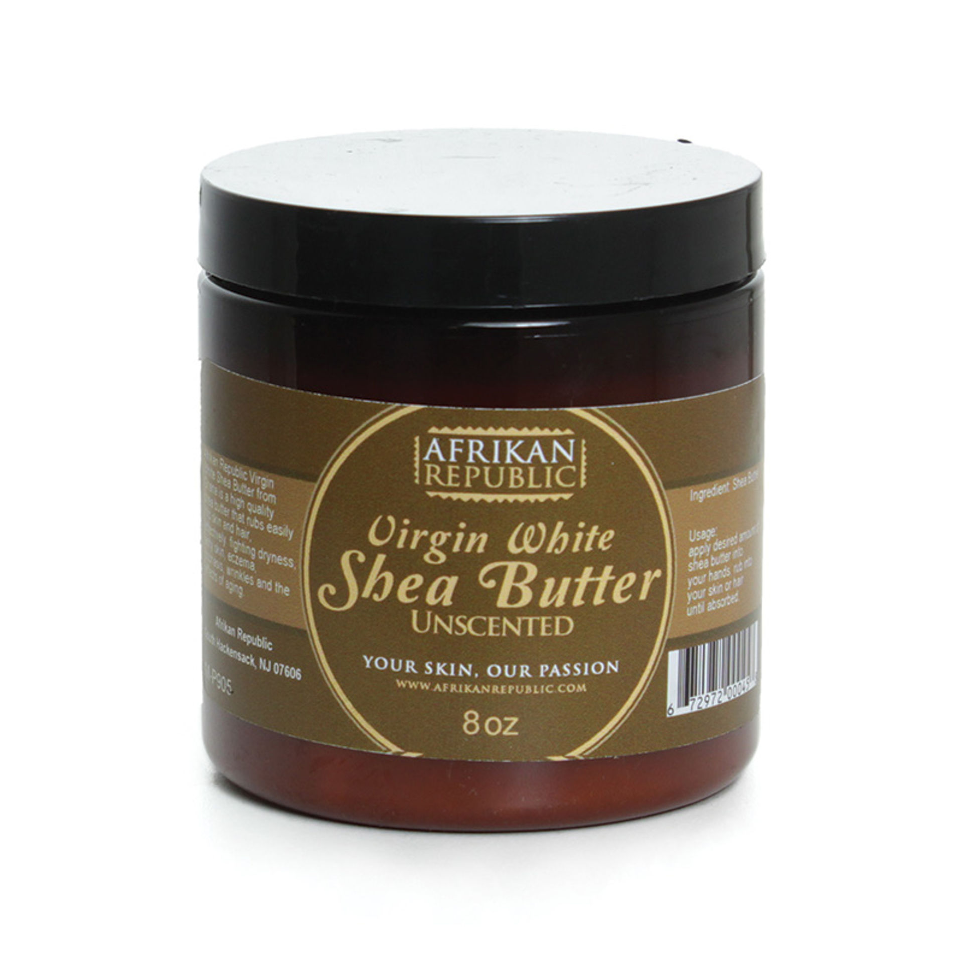 Picture of Virgin White Shea Butter: Unscented