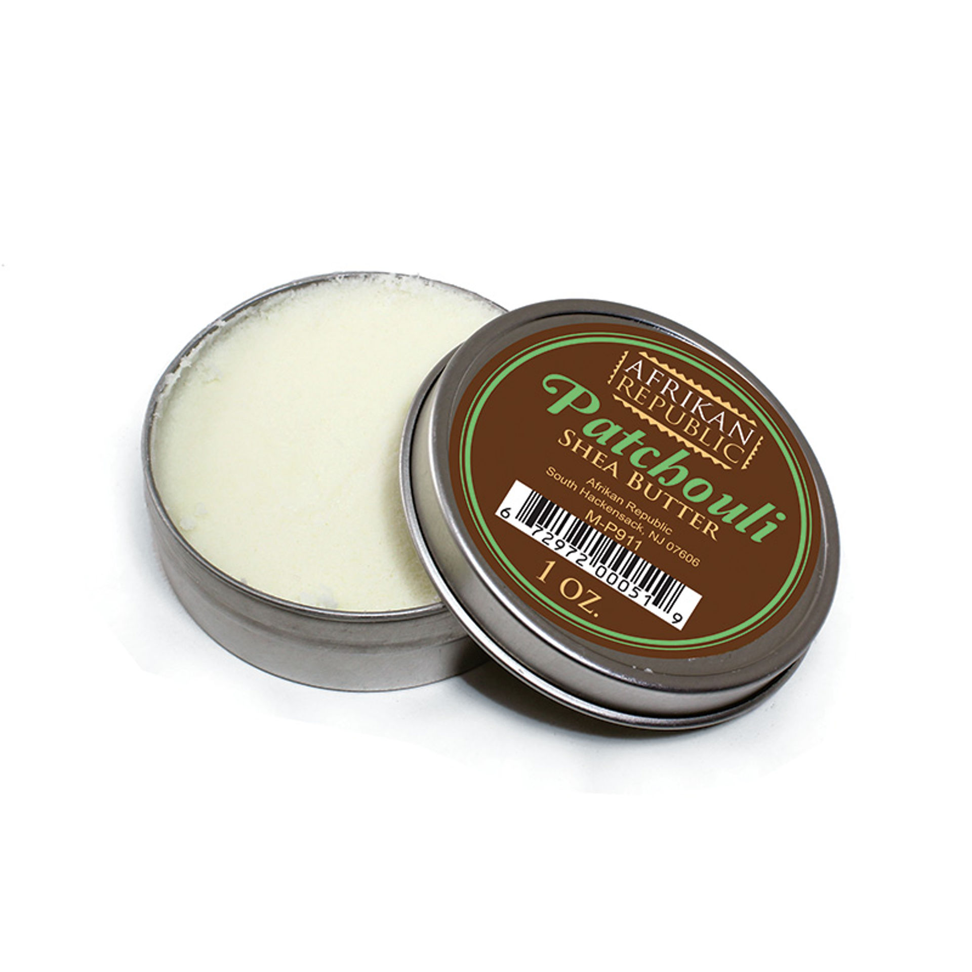 Picture of Shea Butter - Patchouli: 1 oz.