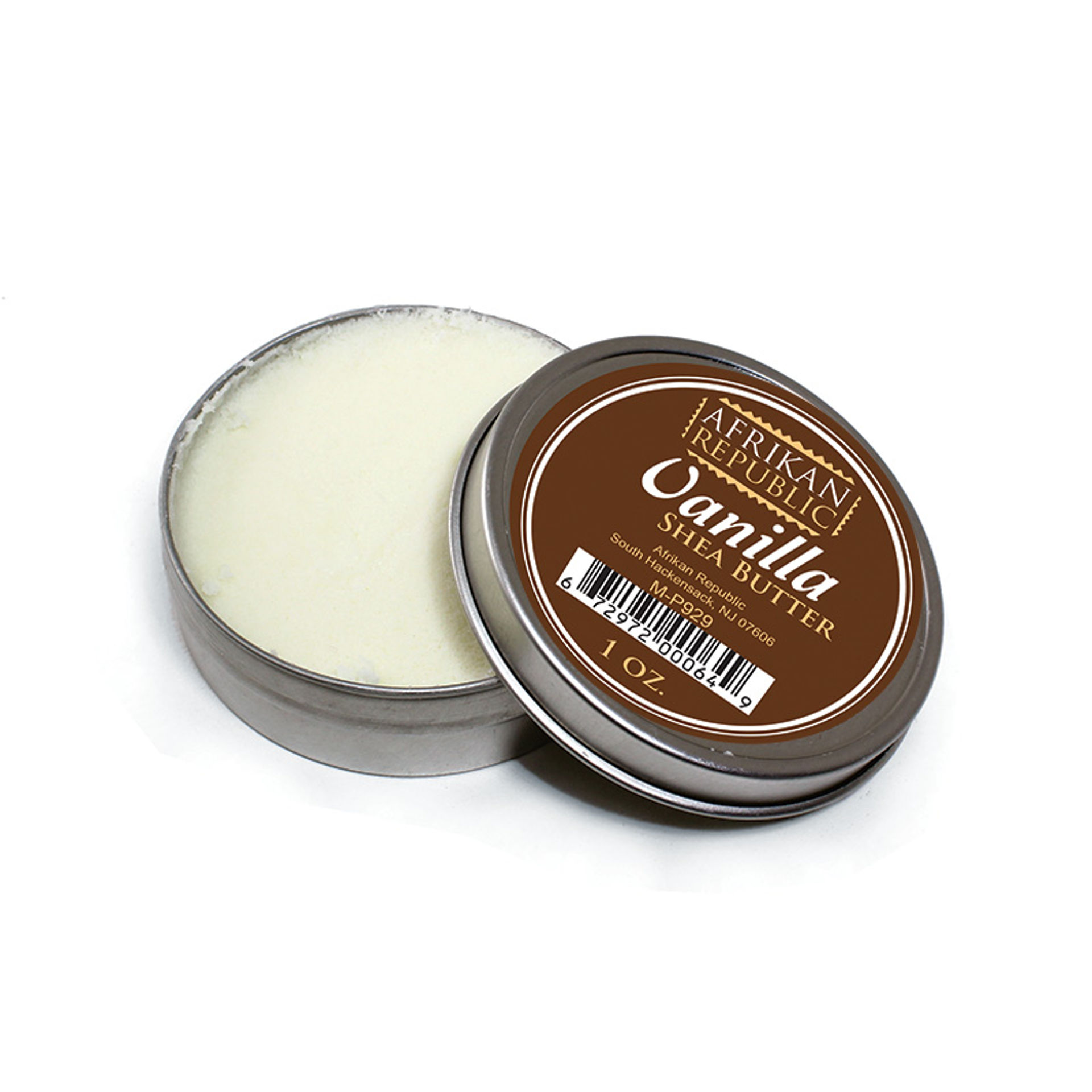 Picture of Shea Butter - Vanilla: 1 oz.