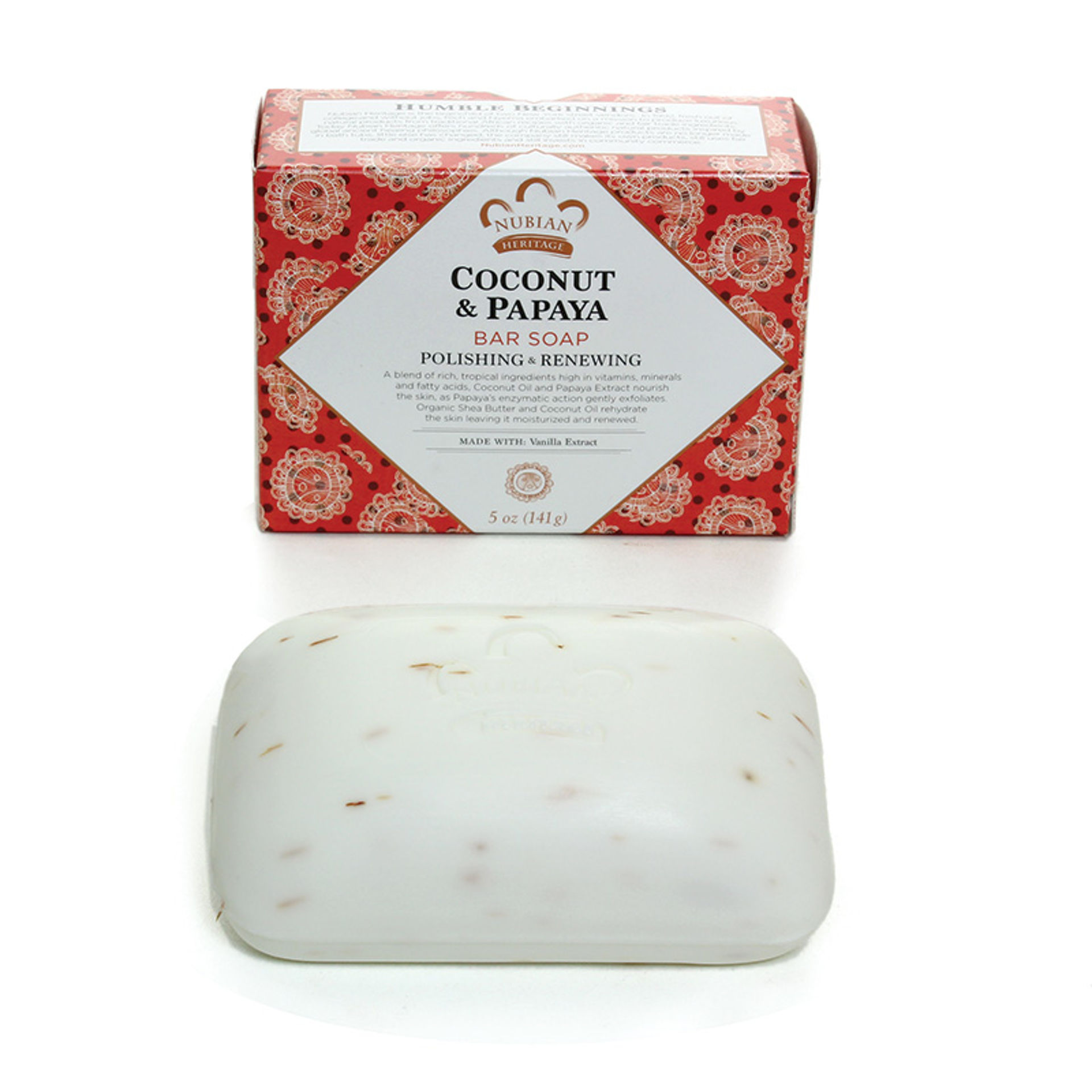 Picture of Coconut & Papaya Soap - 5 oz.
