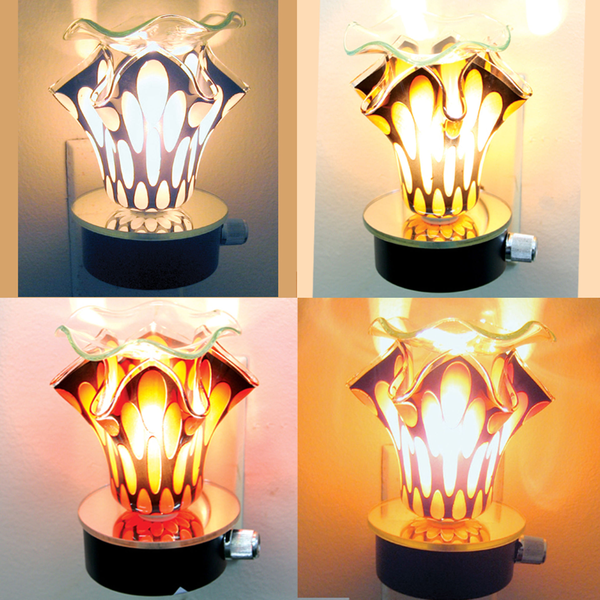 Picture of Electric Oil Burner Night Light