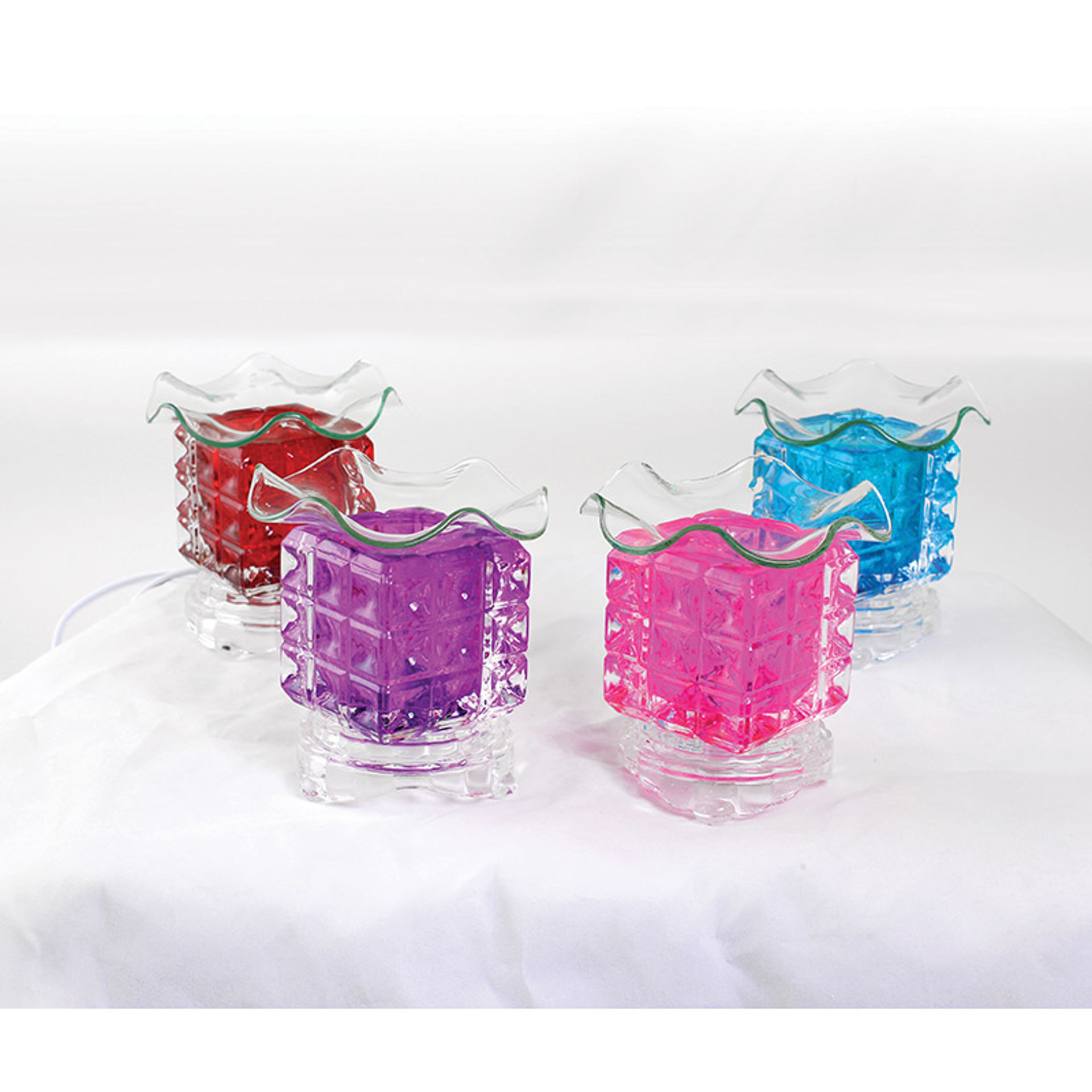 Picture of Glass Oil Burner - Electric