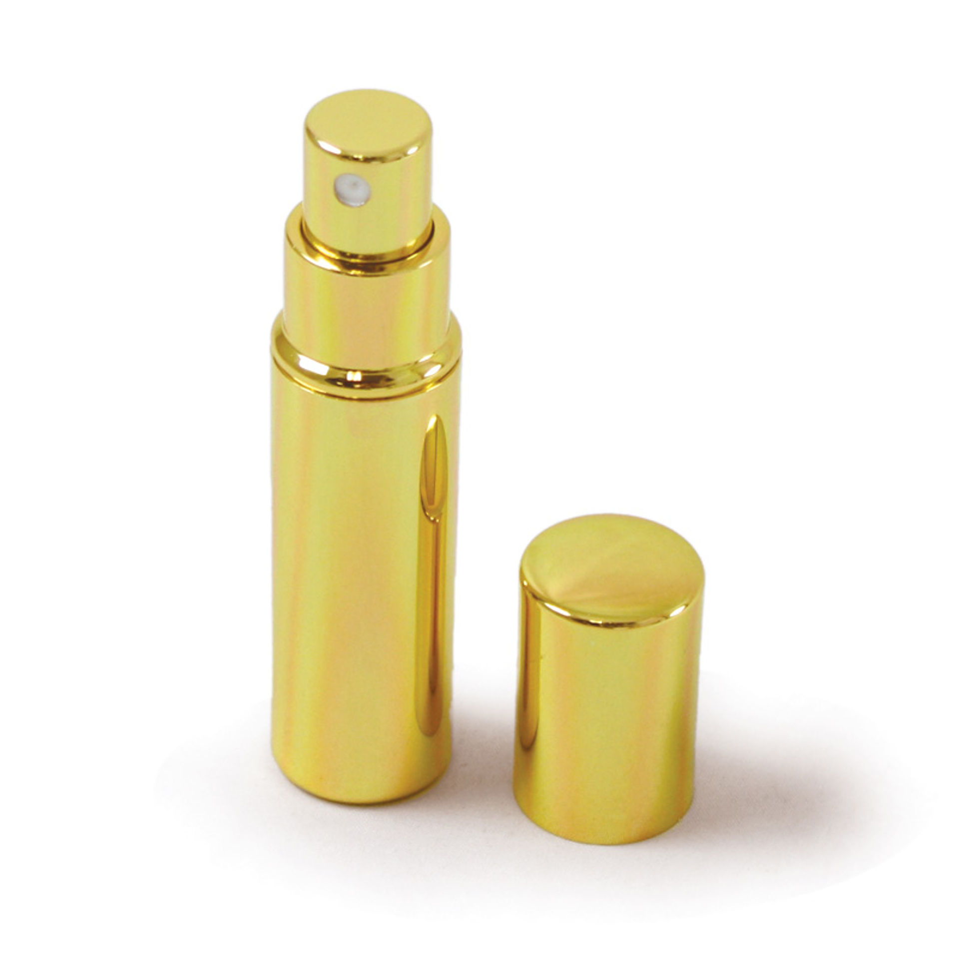Picture of 1/3 oz. Spray Bottle: Gold