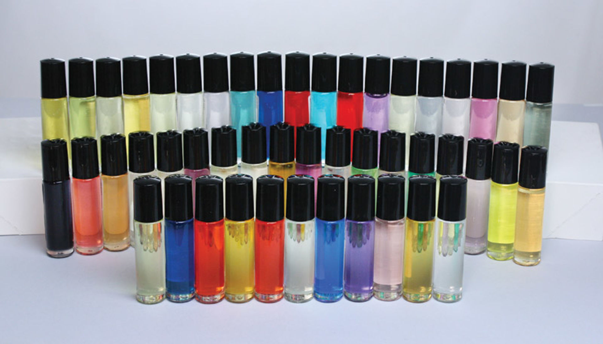 Picture of Set Of 48 Oils - 1/3 oz.