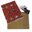 Picture of Fat Quarter Yard Fabric 5 Pack