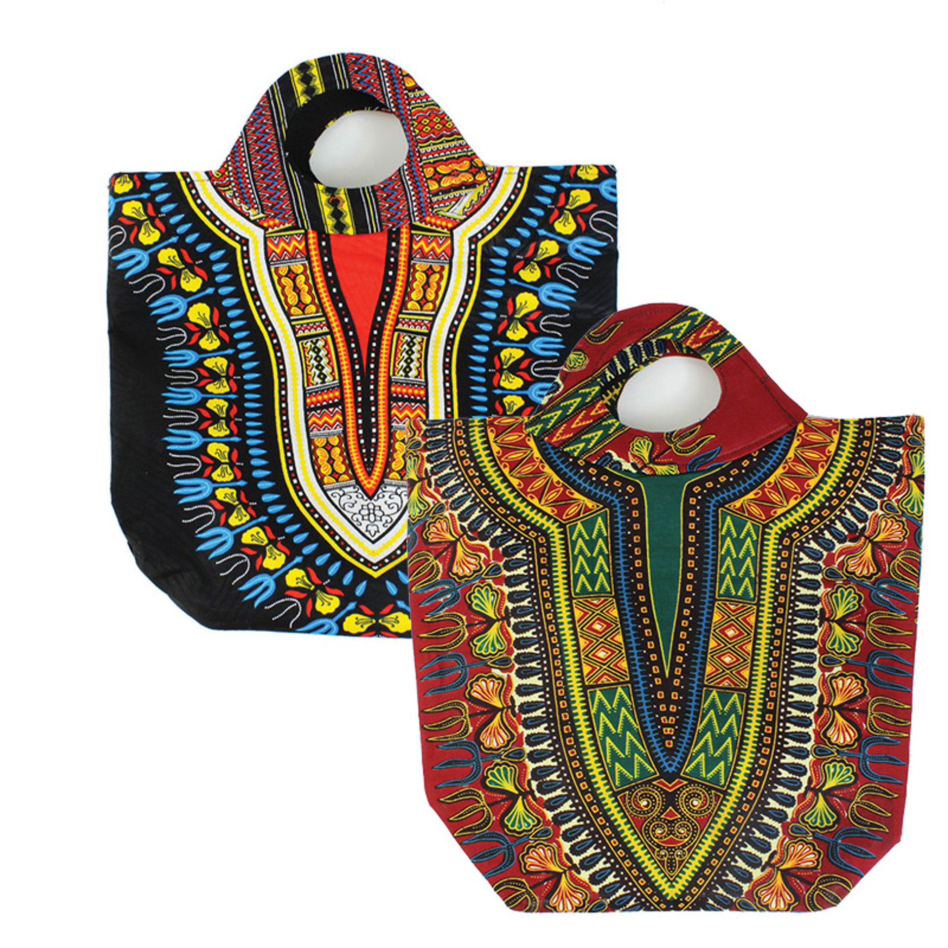 Picture of Traditional Print Handbag