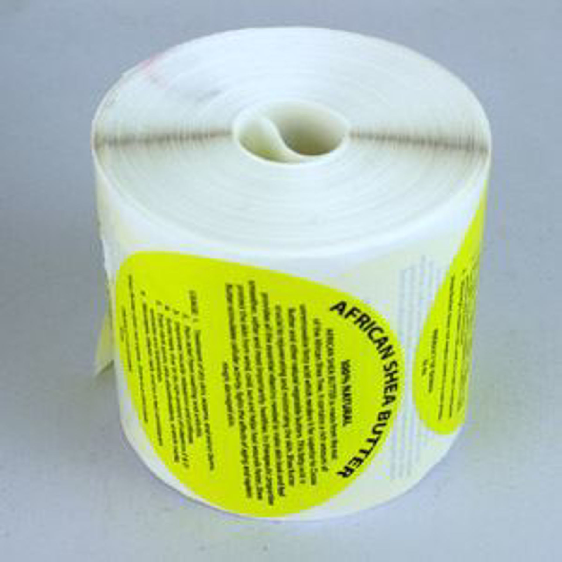 Picture of 32 oz. Shea Butter Labels: Set Of 500