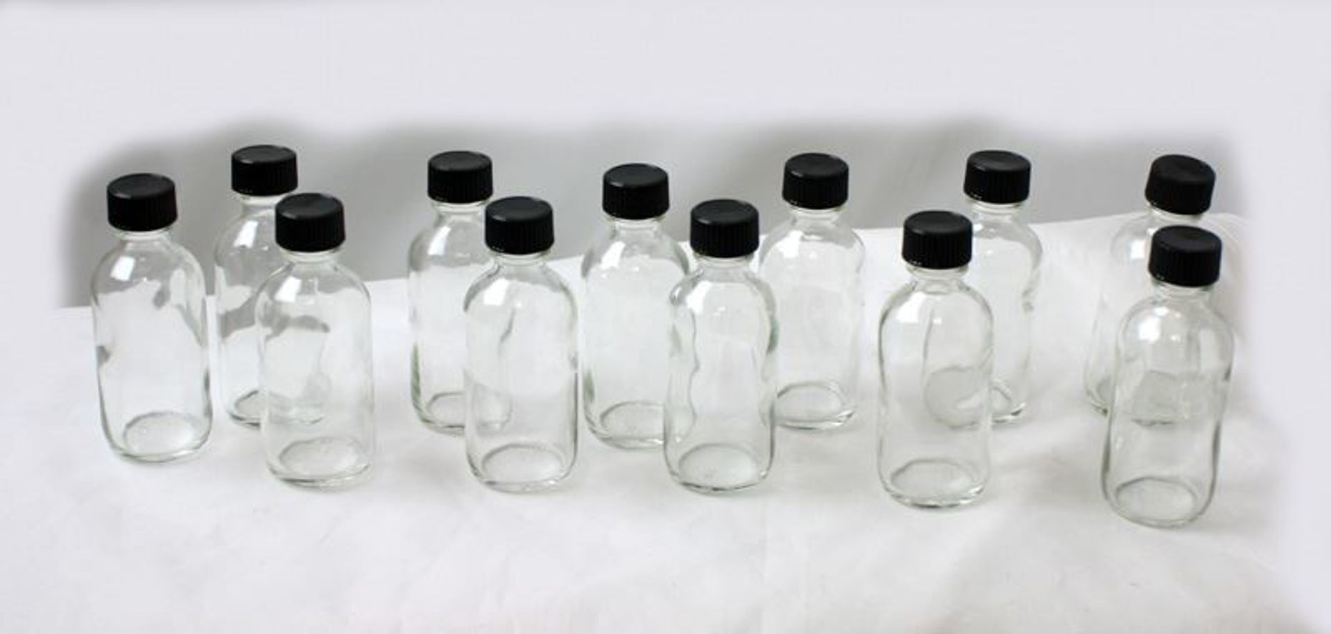 Picture of Case 2 oz. Boston Round Bottles: 240