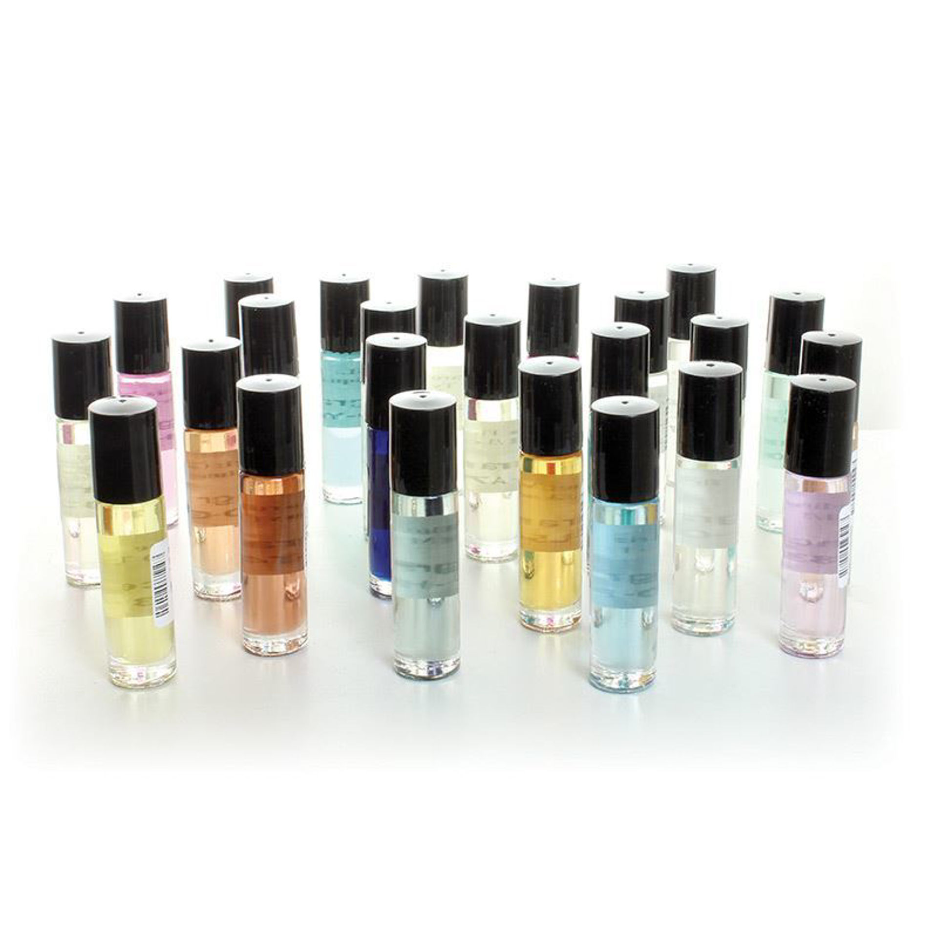 Picture of Set Of 24 New Oils - 1/3 oz.