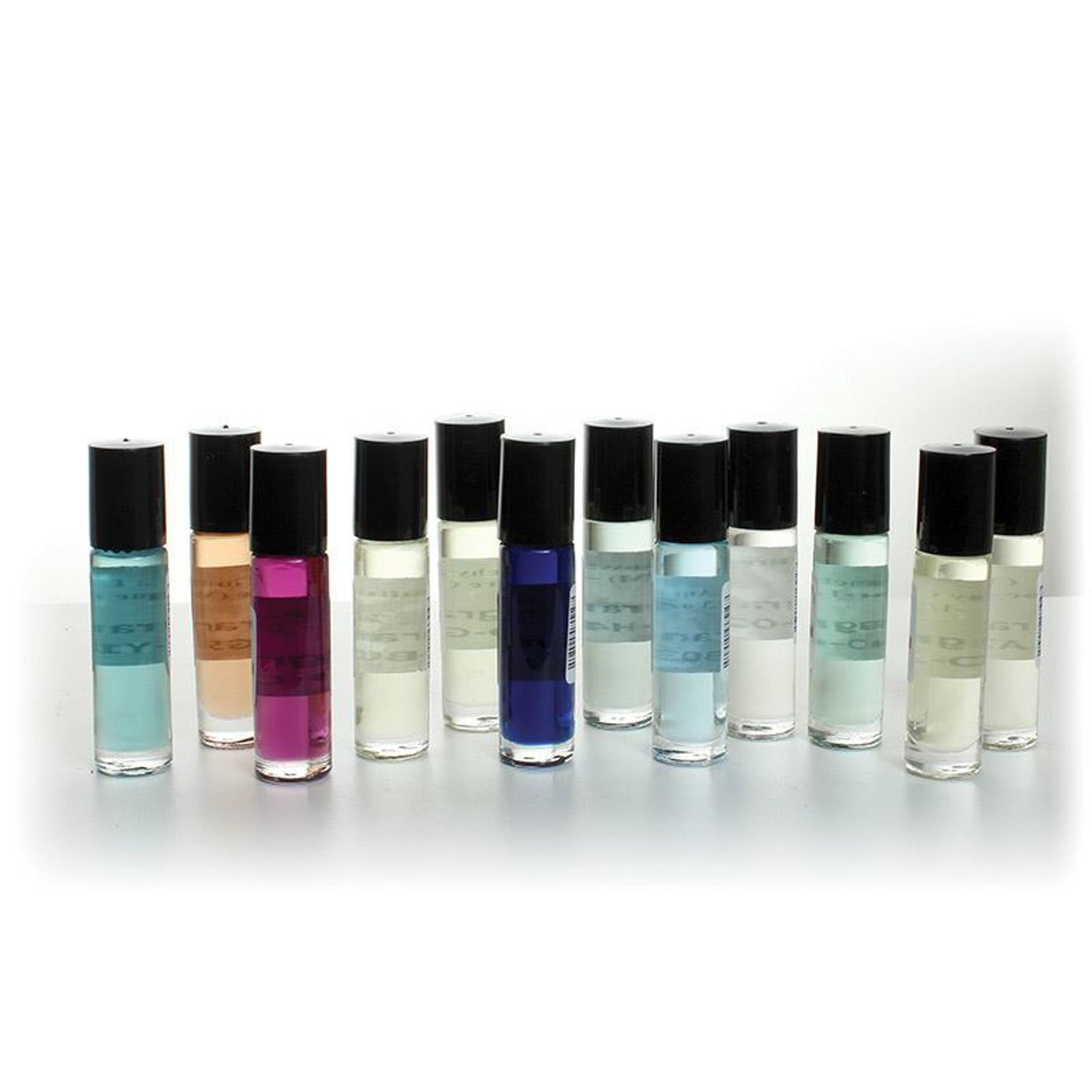 Picture of Set Of 12 Discontinued Oils - 1/3 oz.