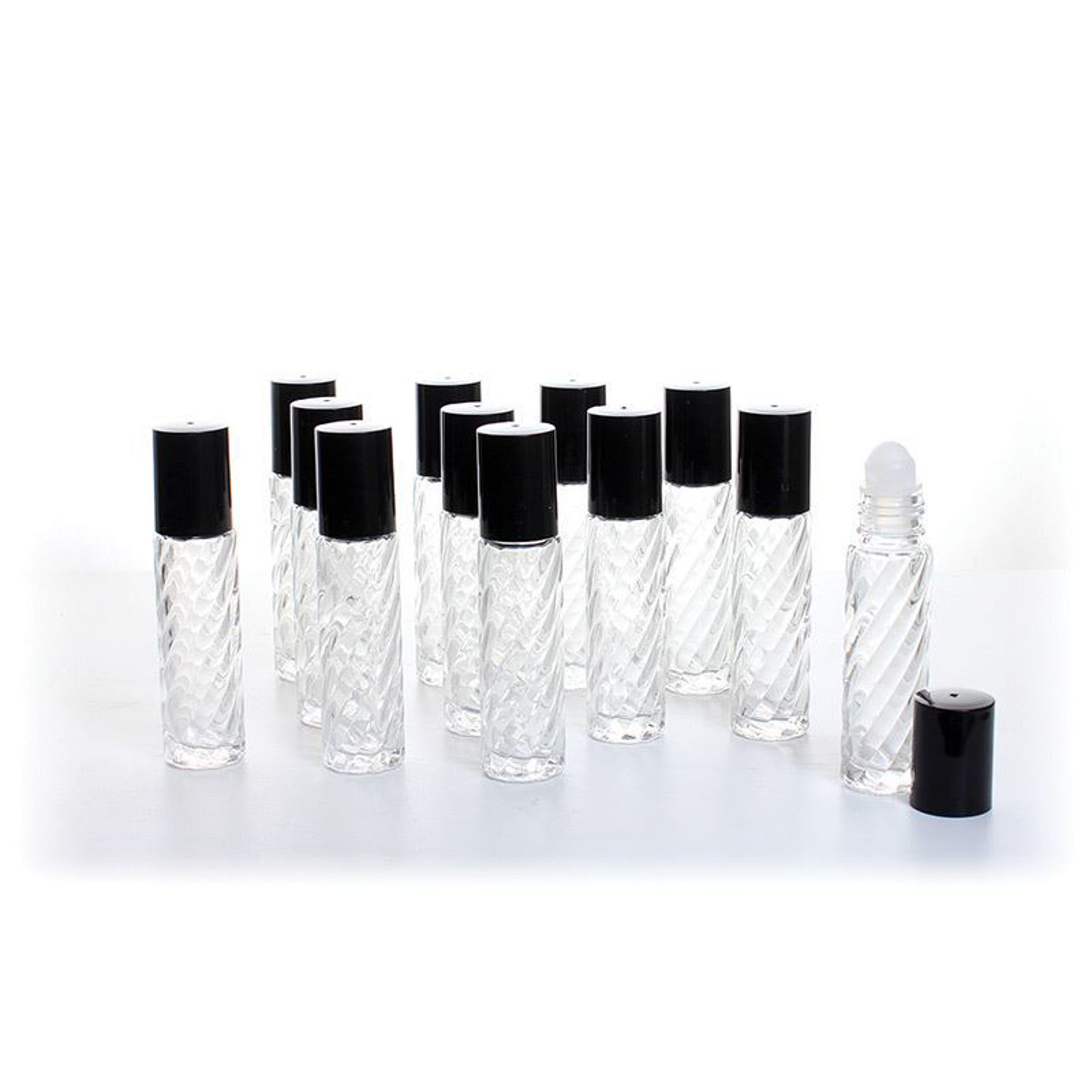 Picture of 1/3 oz Textured Roll-On Bottles - Set 12
