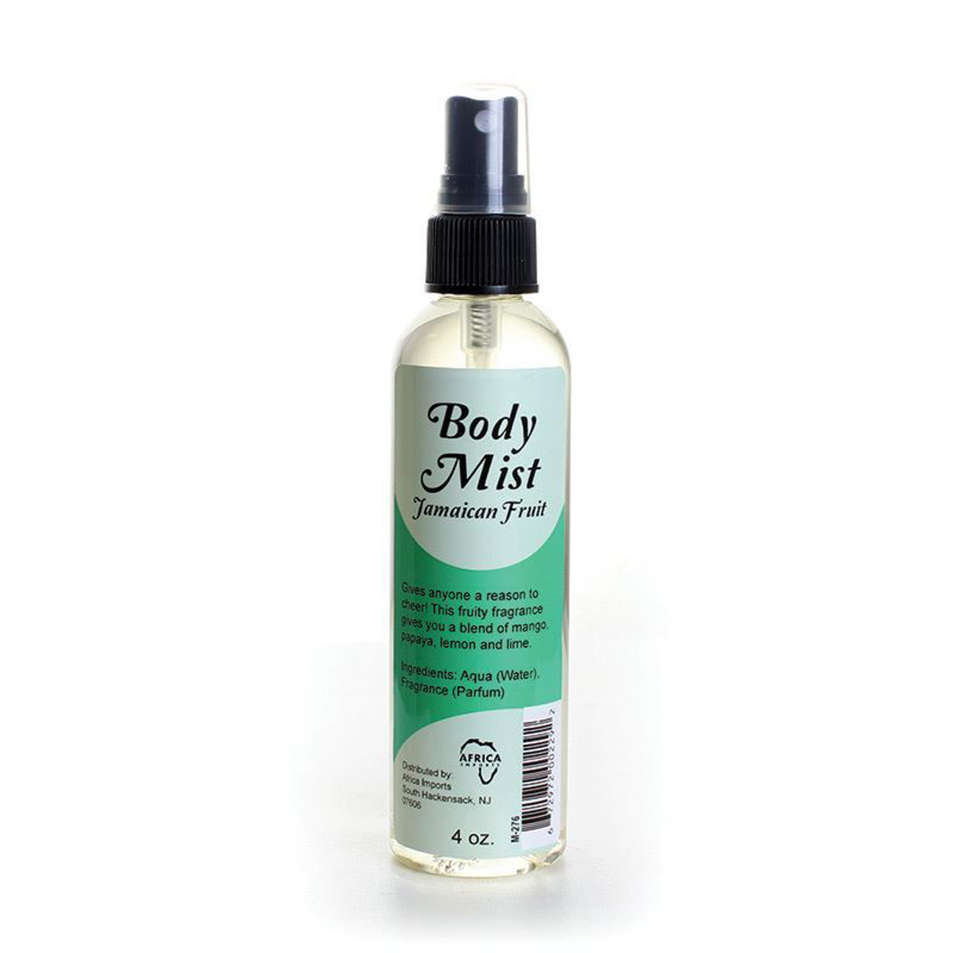Picture of Jamaican Fruit Body Mist - 4 oz.