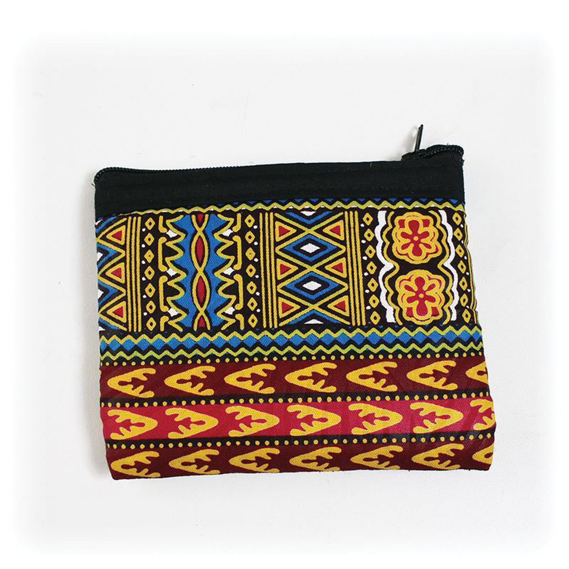 Picture of African Print Coin Purse