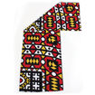 Picture of Head Wrap: Red/Black/White/Yellow