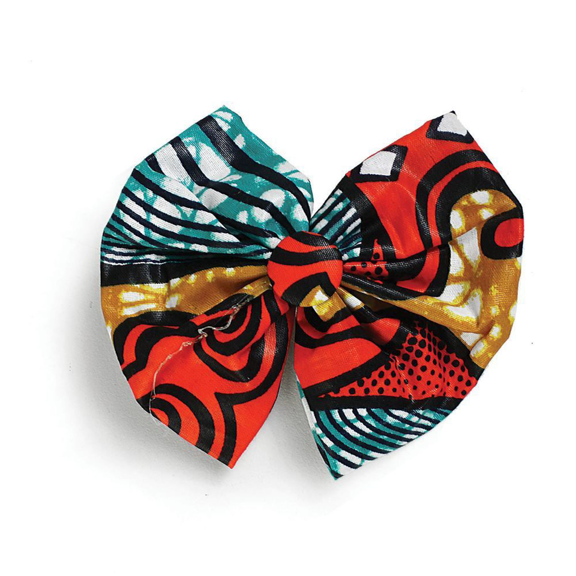 Picture of Kitenge Hair Bow - ASSORTED