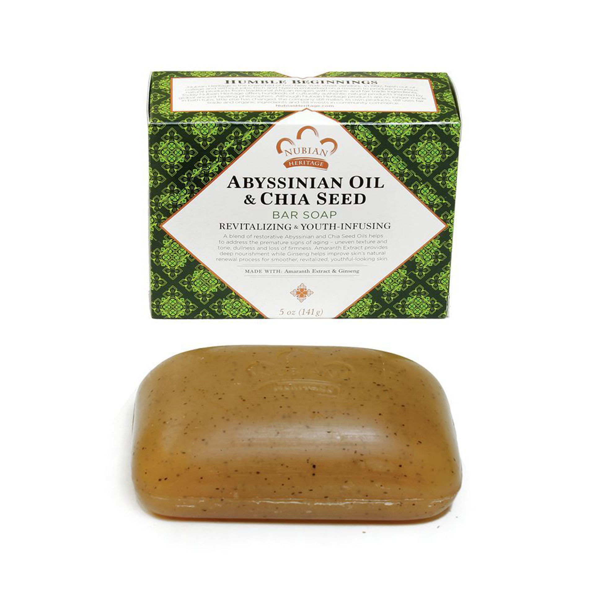 Picture of Abyssinian & Chia Soap - 5 oz.