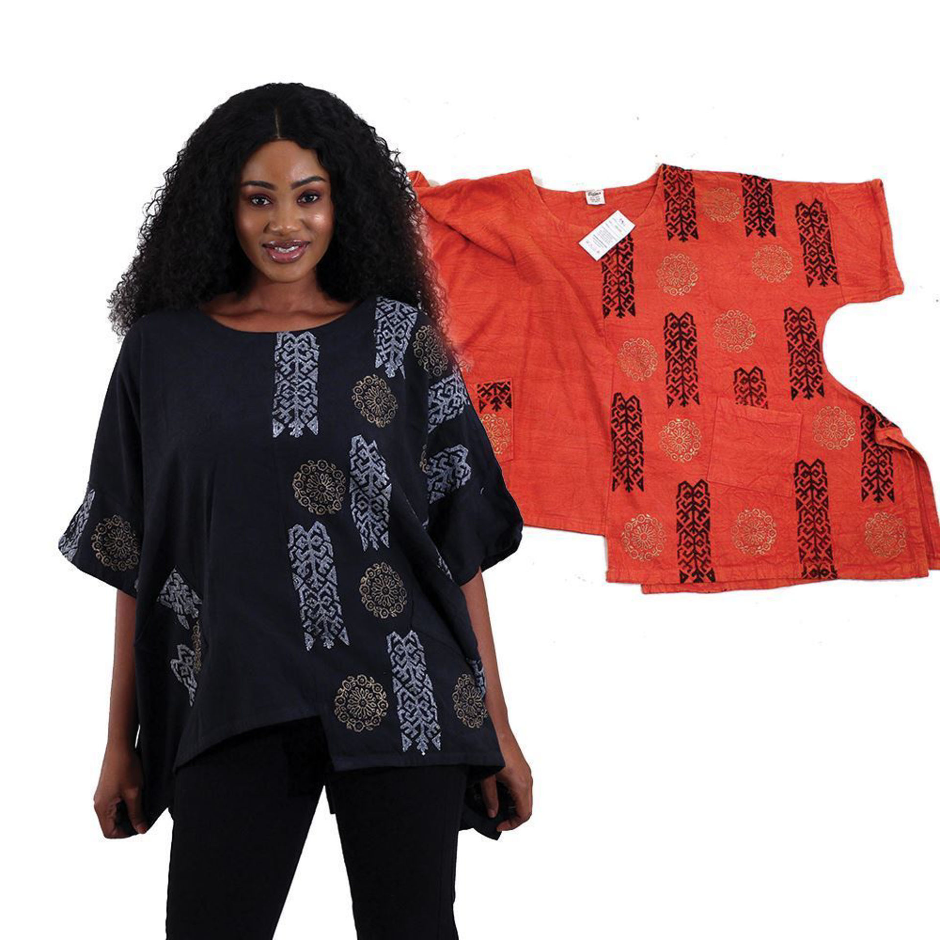 Picture of Heavy Cloth Tribal Dashiki