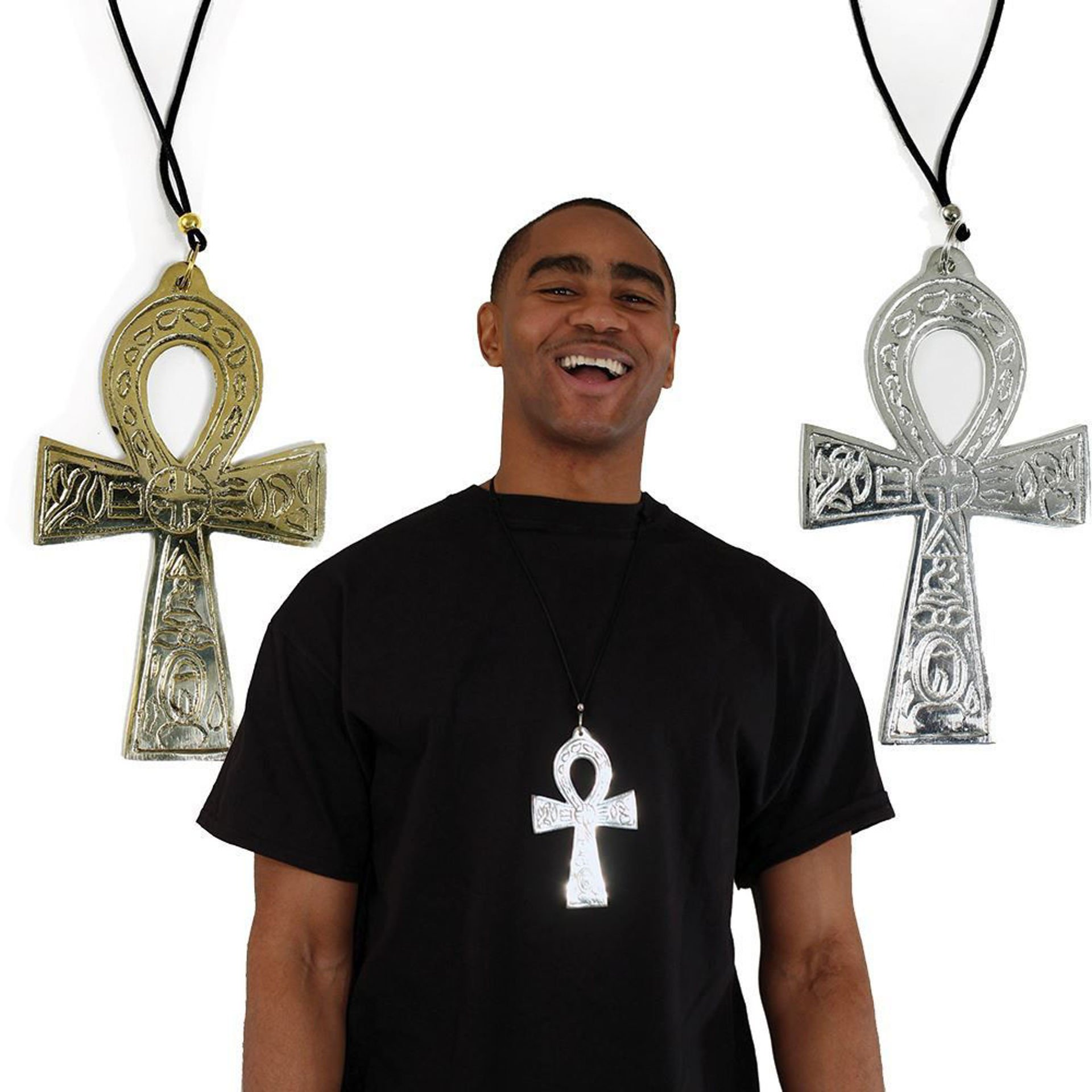 "Picture of Ankh Necklace (6"")"